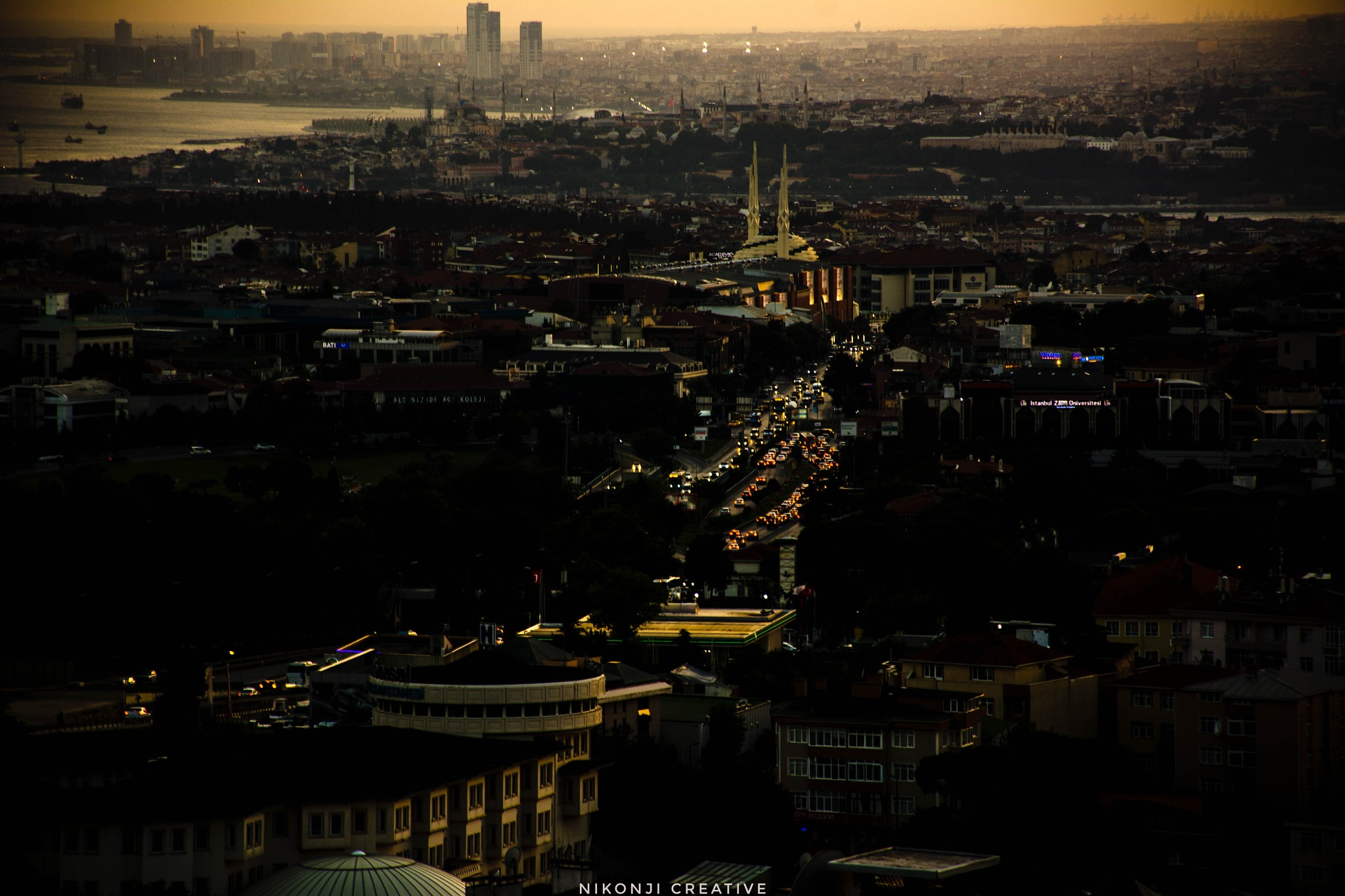 life of istanbul by Mazen Nusair