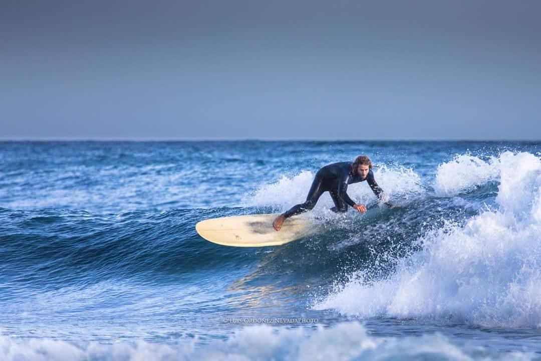 Surfin' by Luis Ordóñez