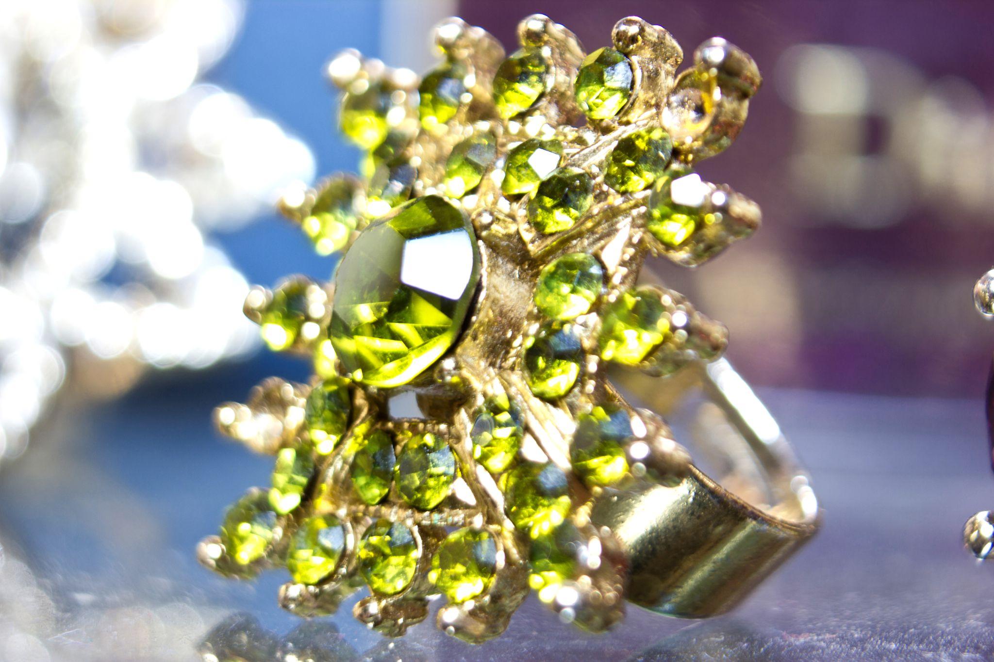 Ring by Muhammad Khan