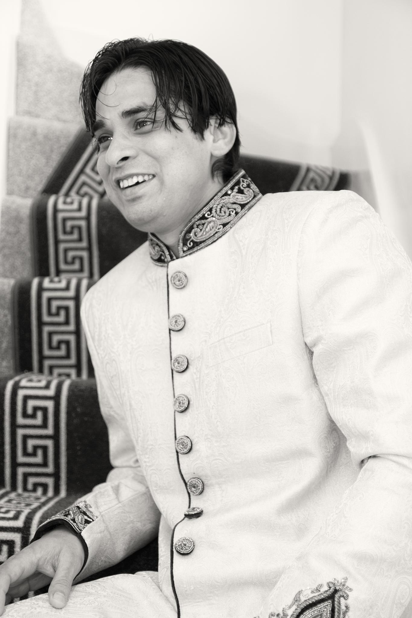 groom by Muhammad Khan