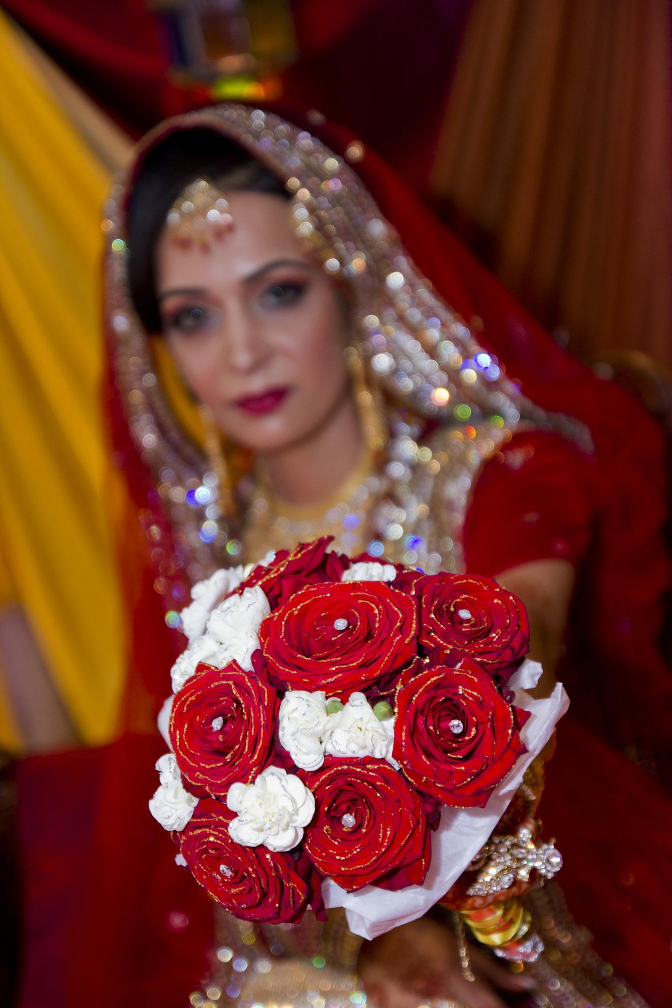 Bride by Muhammad Khan