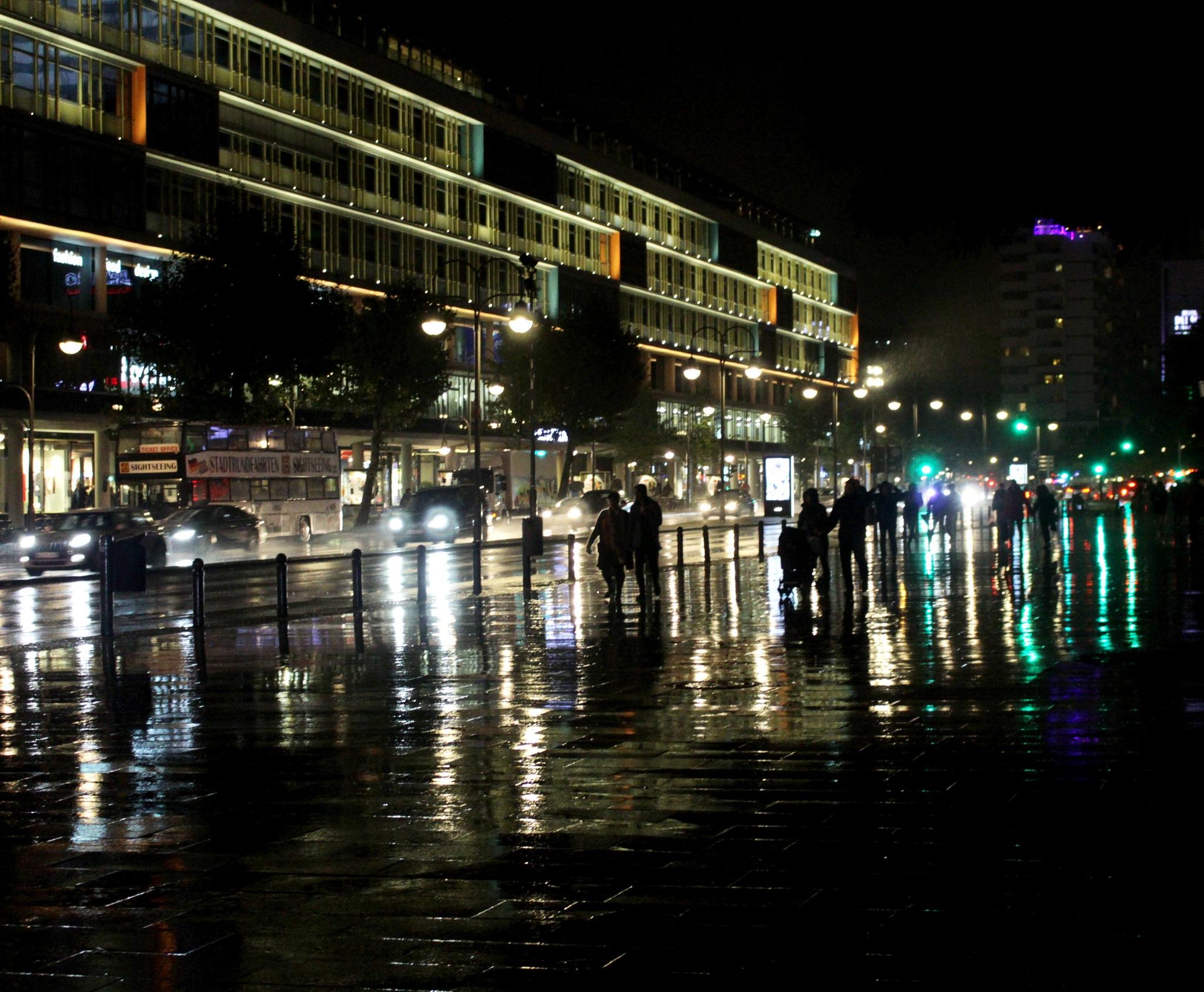rain. by Zeldaya