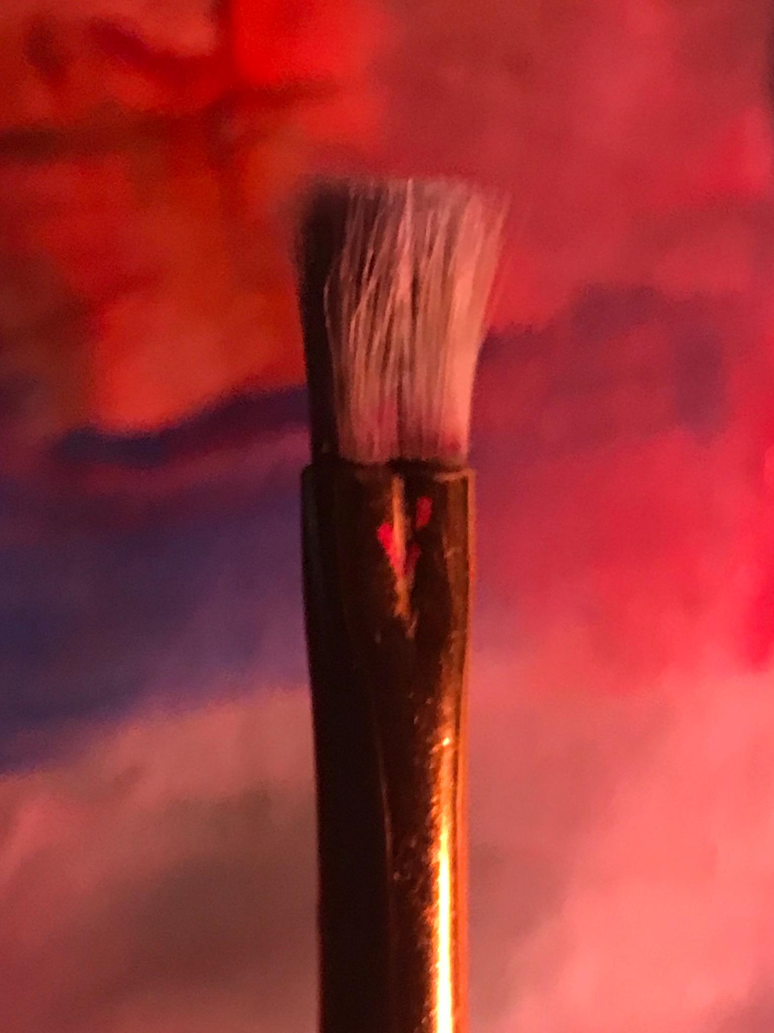 Paint brush  by Laurent Villard