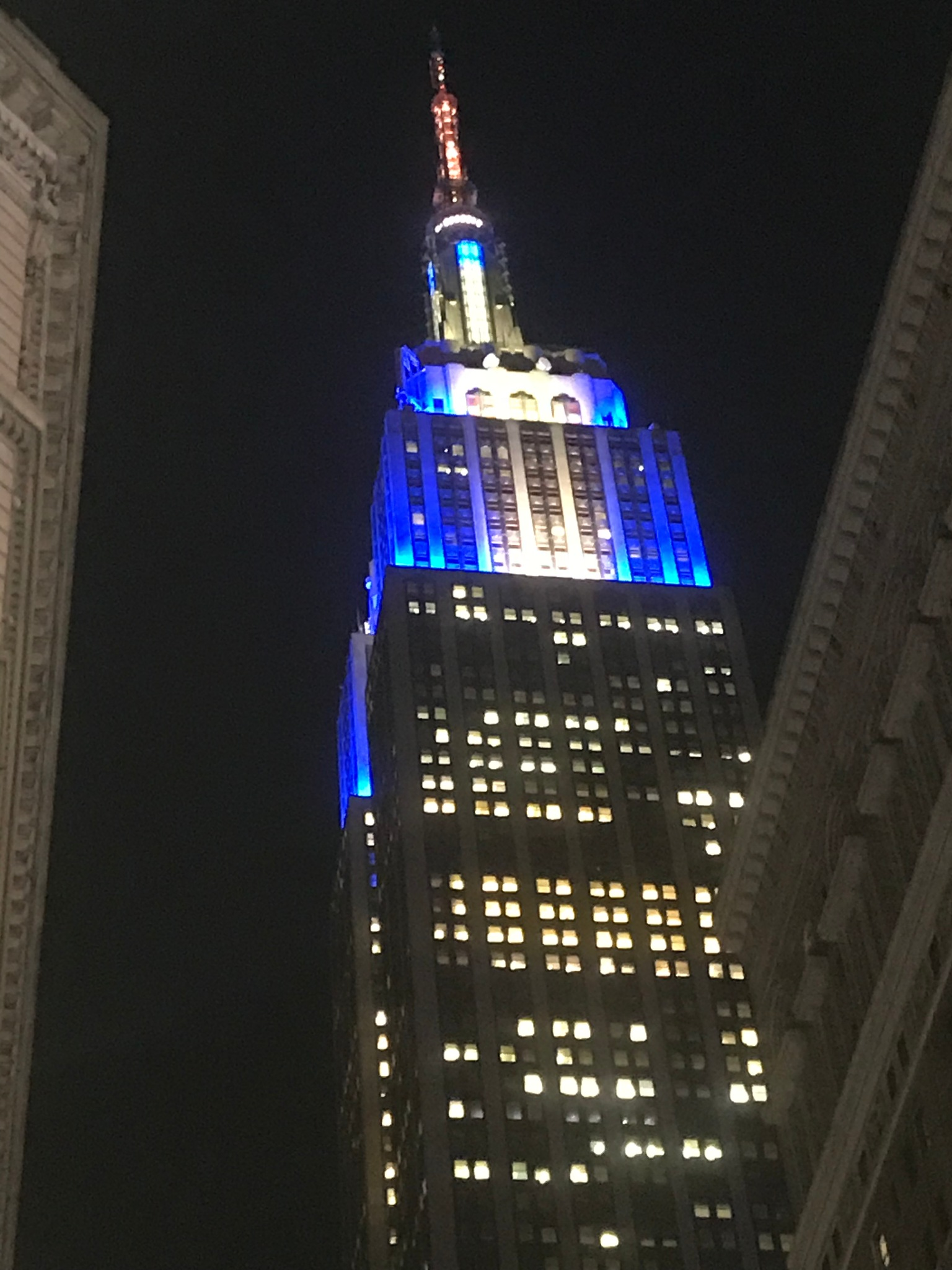 Empire State  by Laurent