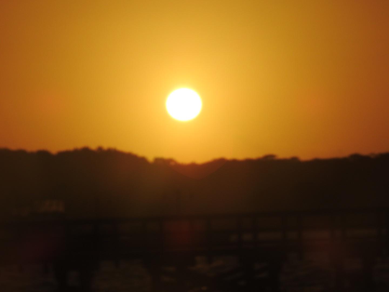 Sunset  by Laurent Villard