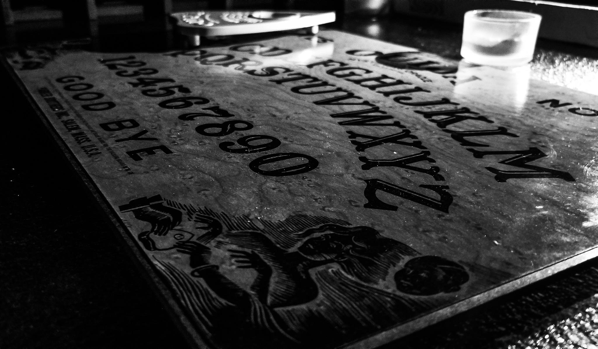 ouija nights by Andrew Oaks