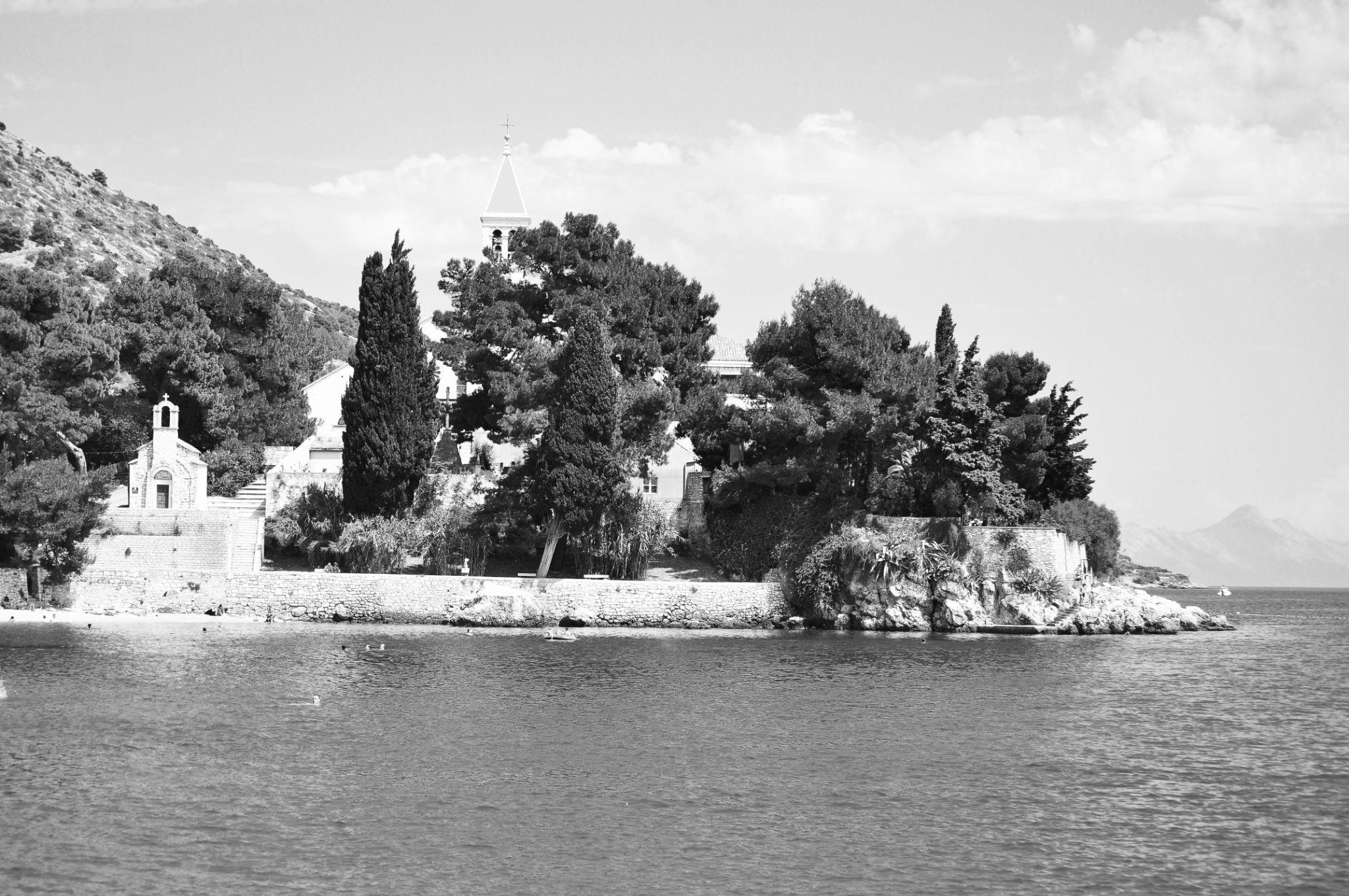 monastery beach by duckalicious