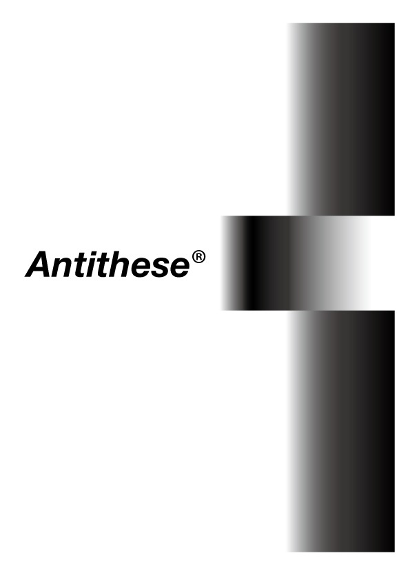 Antithese®︎ by ITO