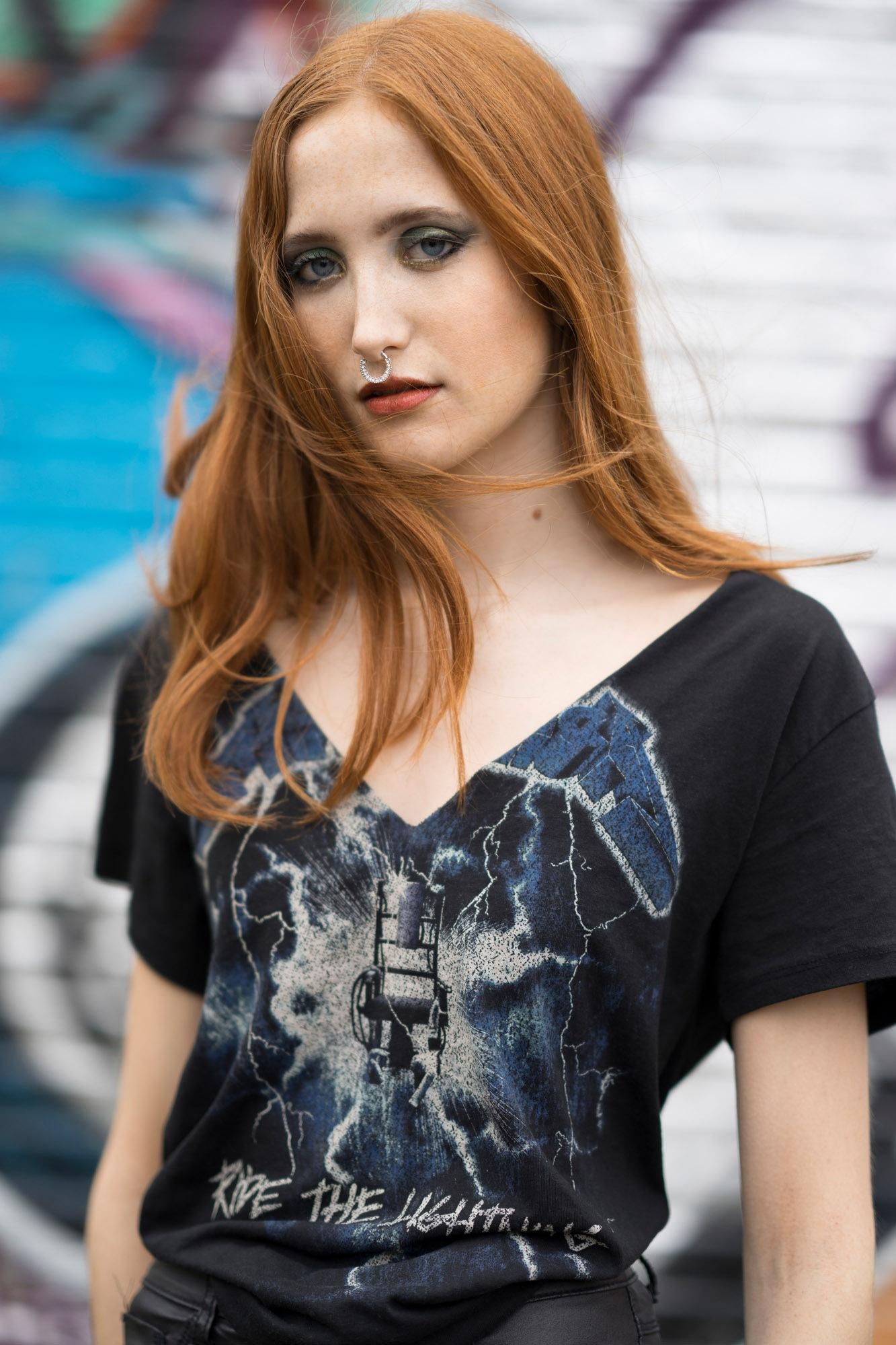 Georgi @ BMA Models London by Joseph MacMillan