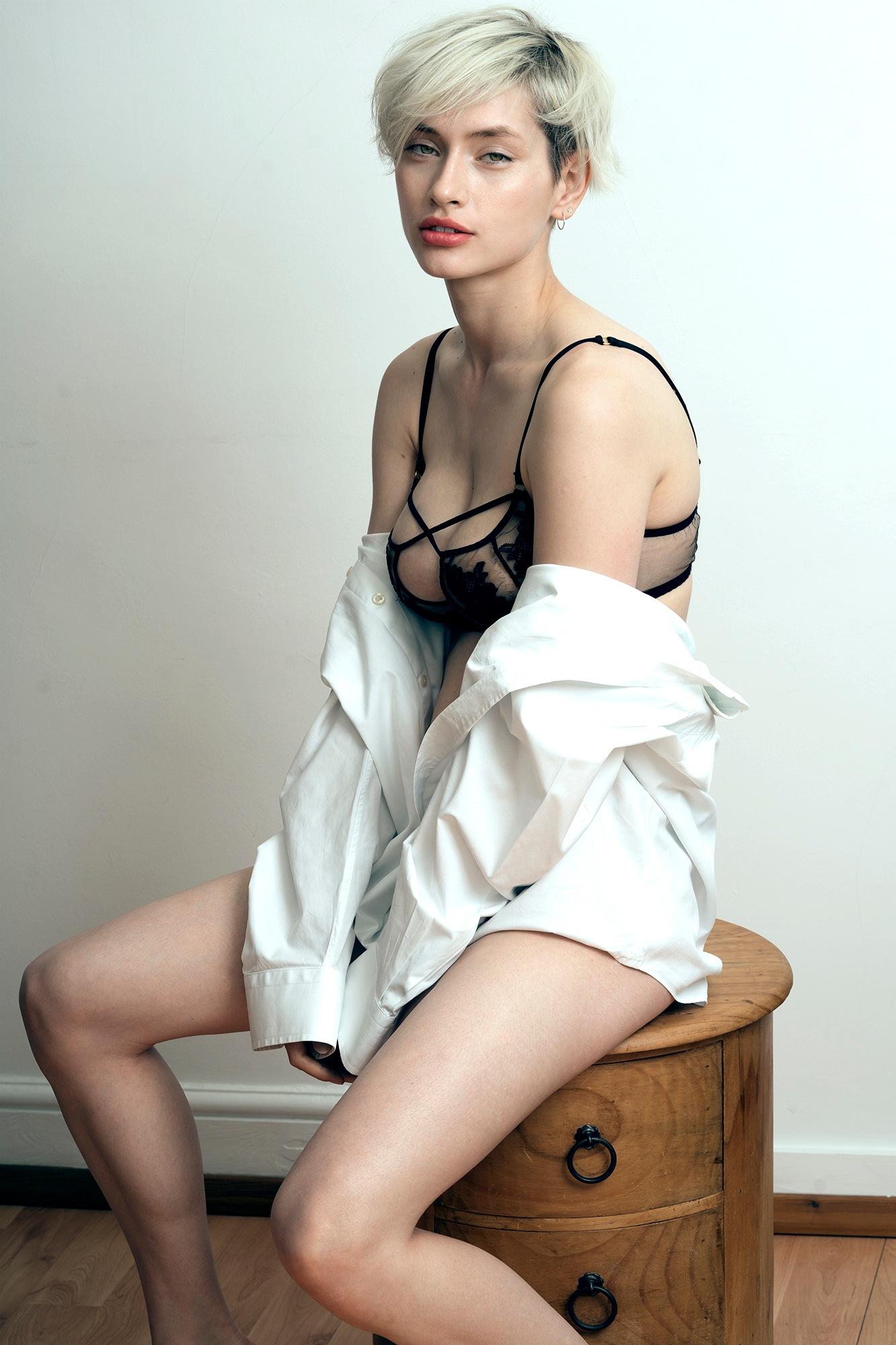 Victoria Fashion Portrait by Joseph MacMillan