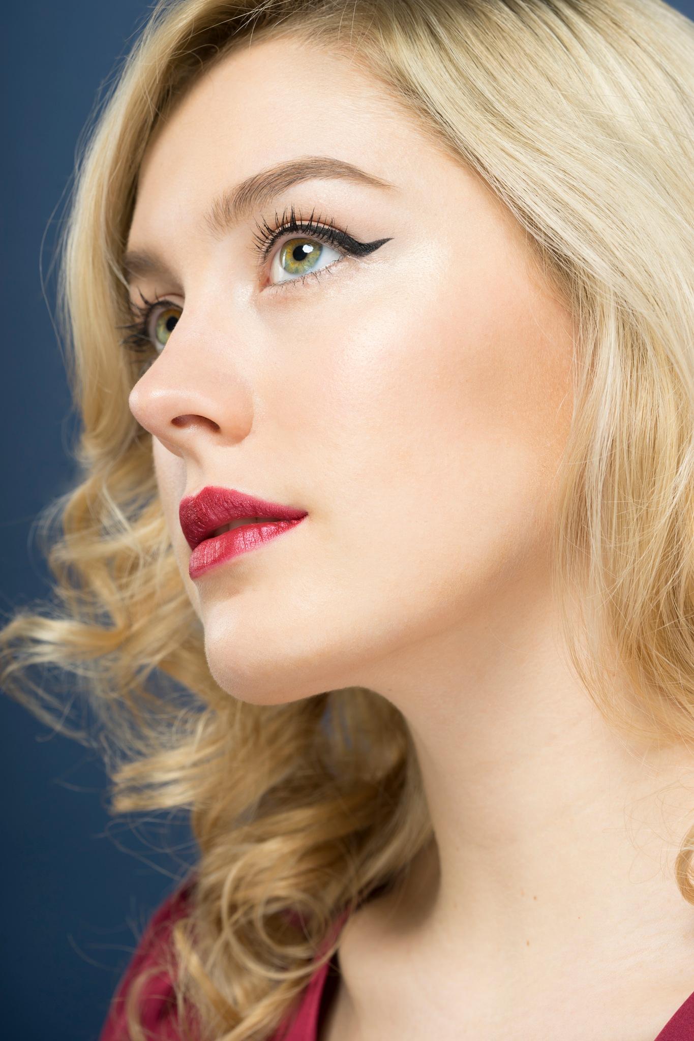 Portrait of Ella by Joseph MacMillan