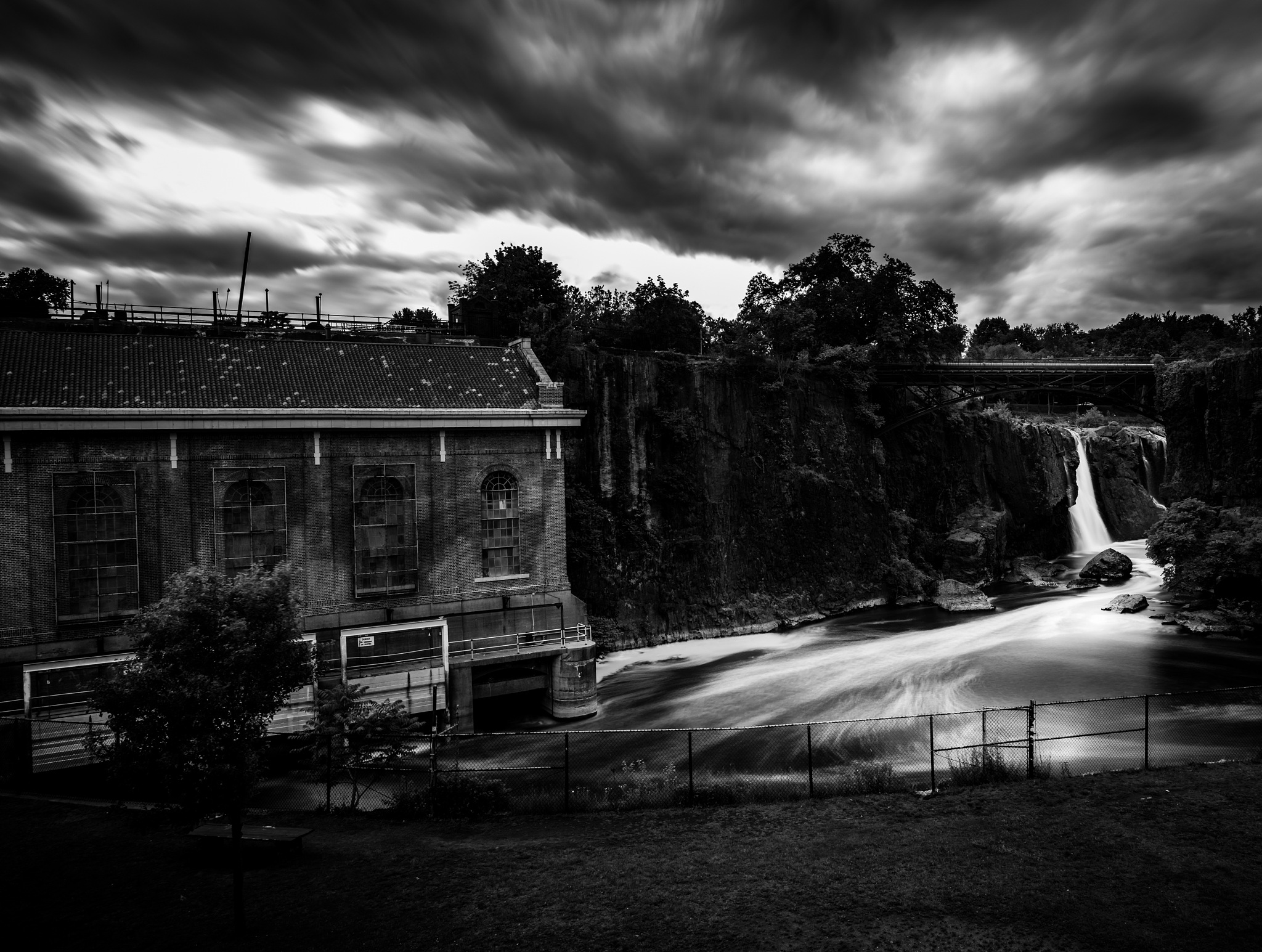 Paterson Falls by Joseph