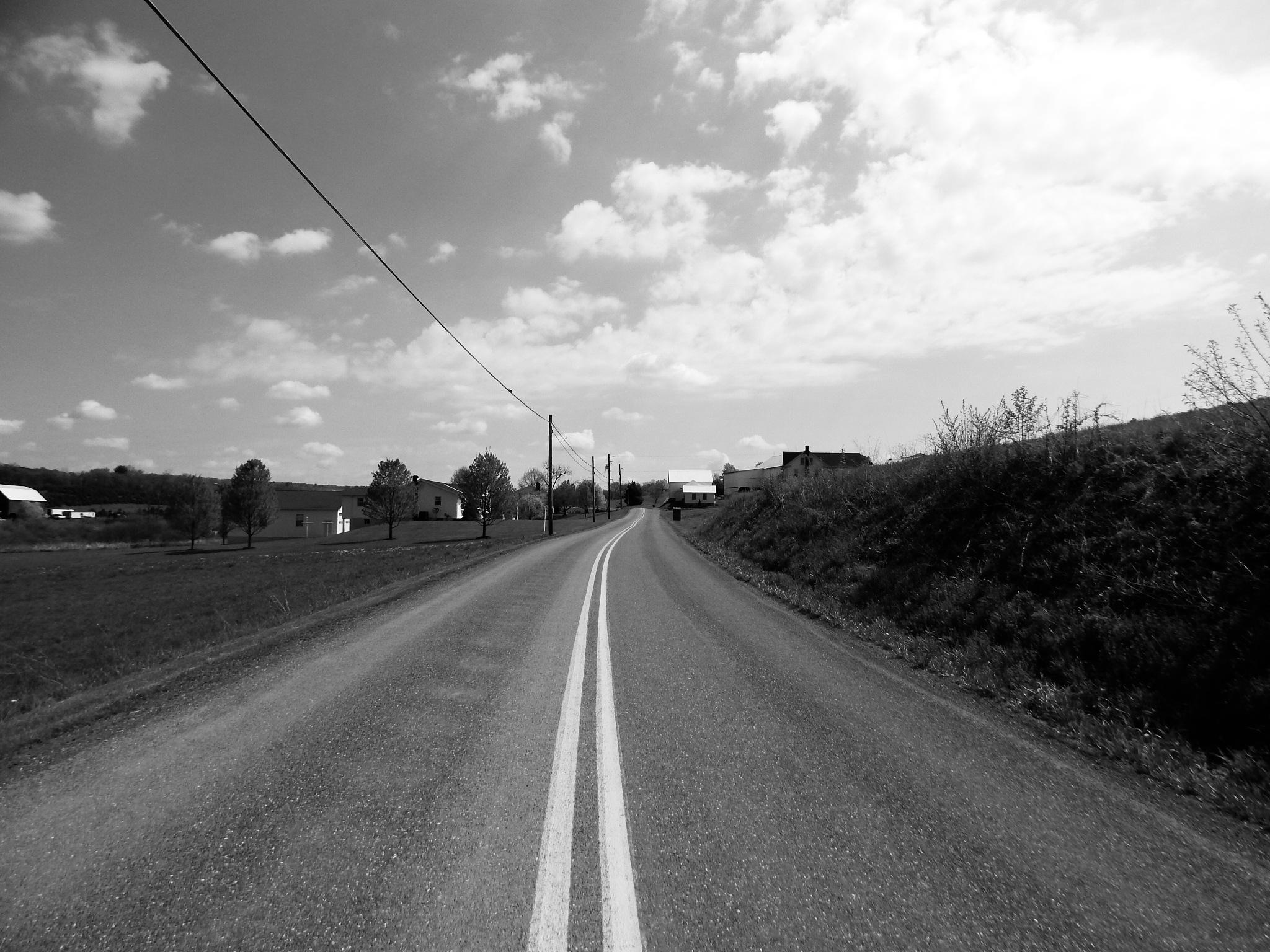 Take a back road by Belinda Long