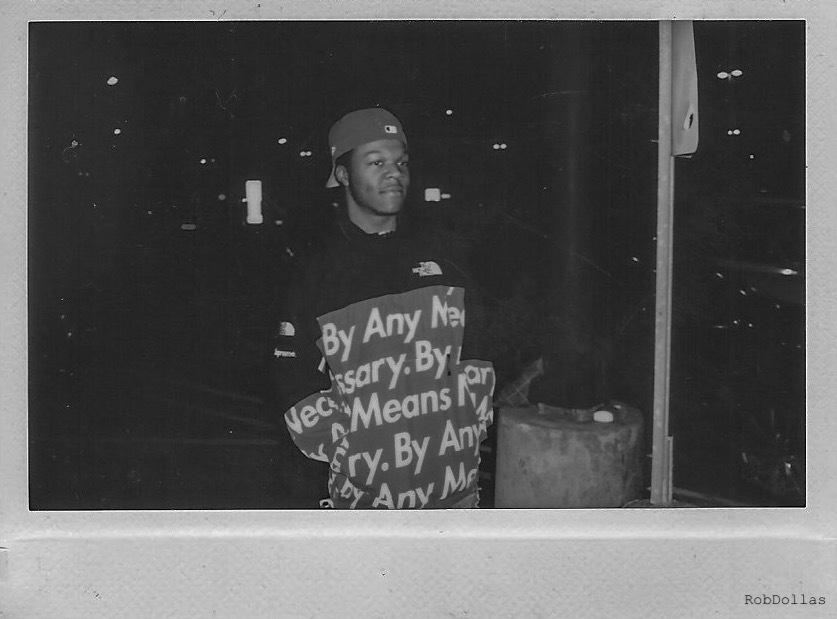 By Any Means Necessary by Rob Dollas