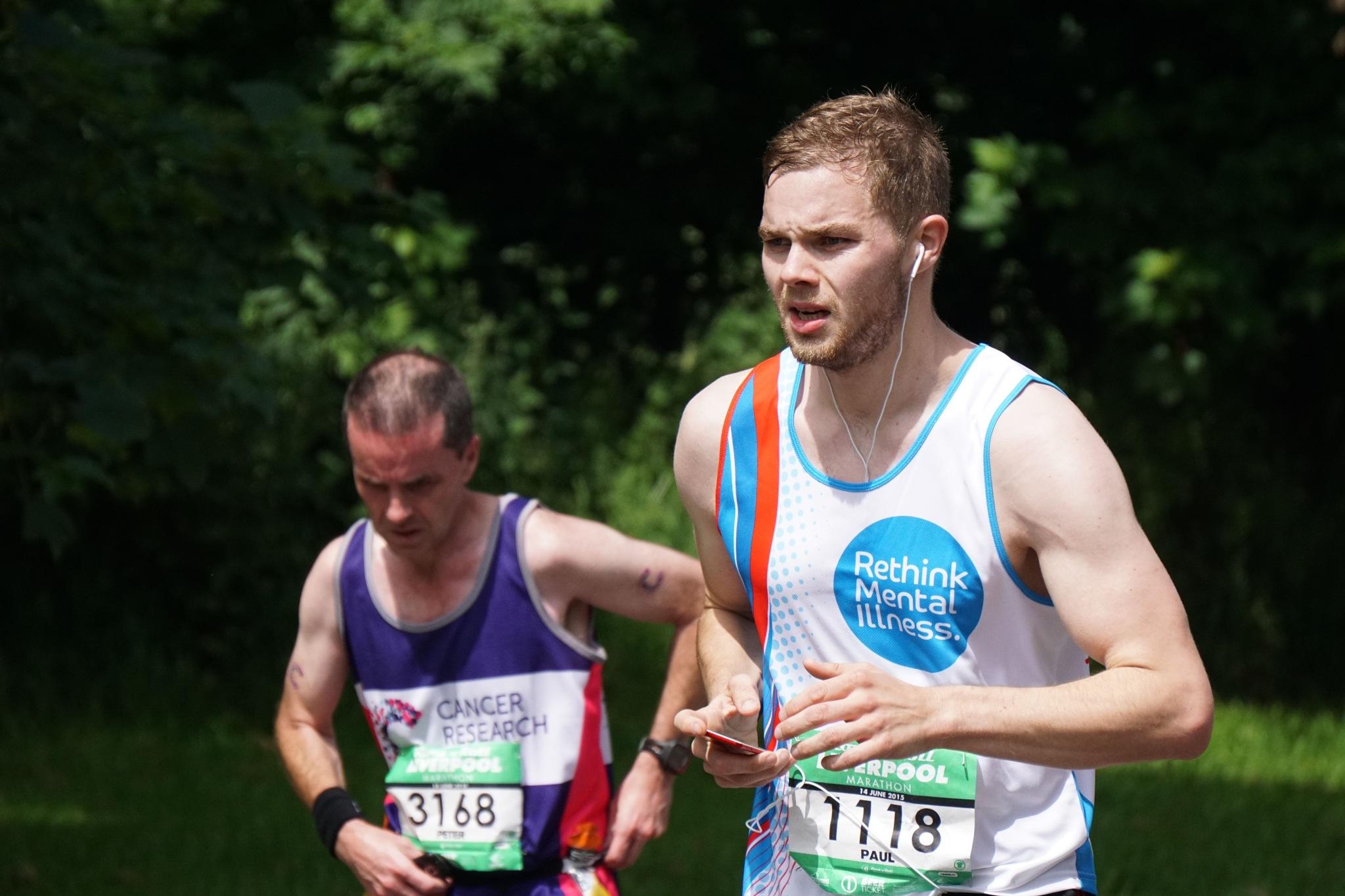 The Marathon by John Semple