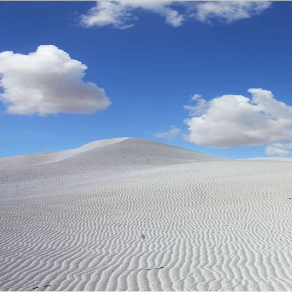 Le dune di Porto Pino - Teulada (Sardegna) by Antonio Manca Pittau
