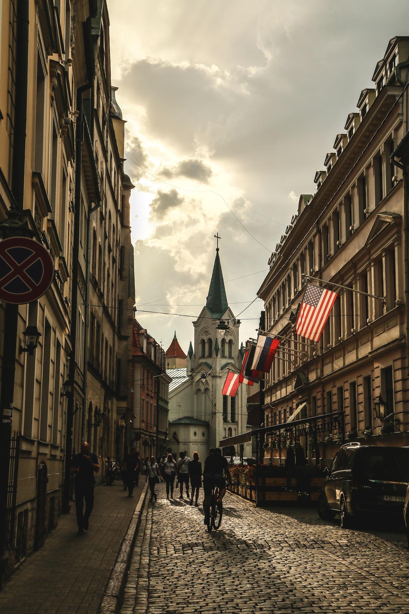 Old Riga by Dzonatans Jansevics
