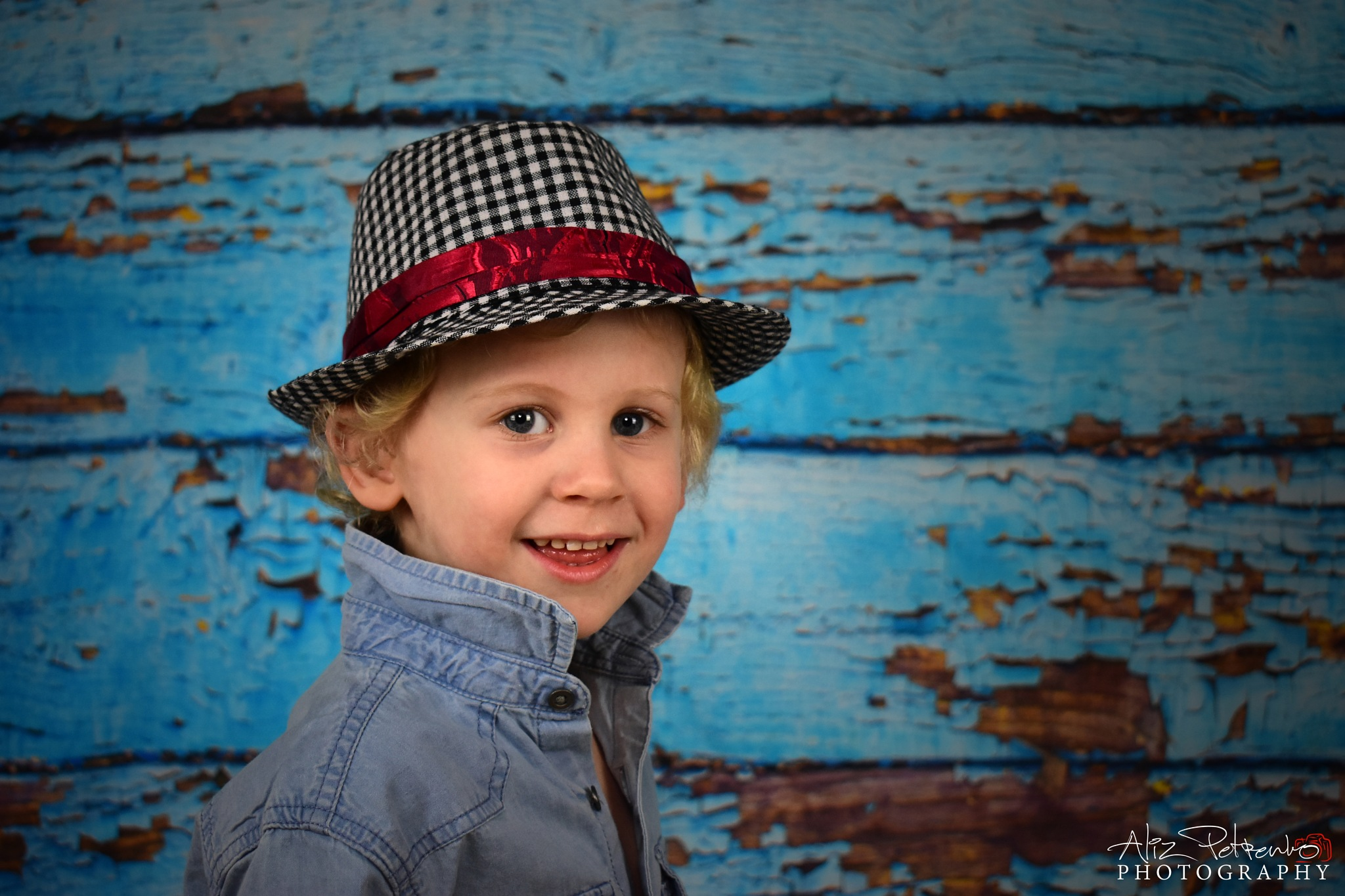 My little dude by Aliz Petrenkó