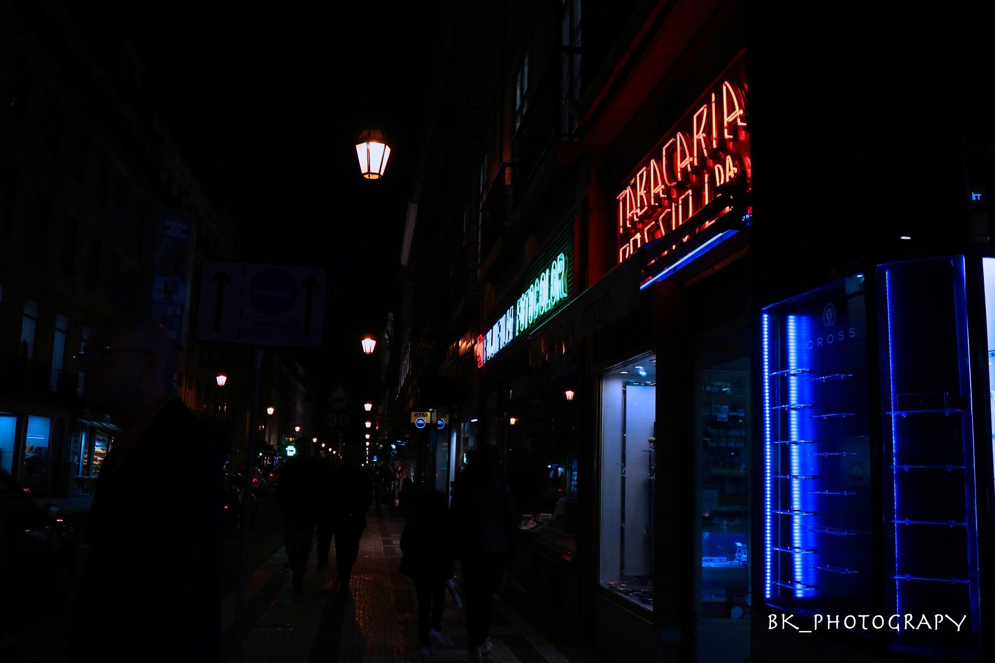 Light night by BK