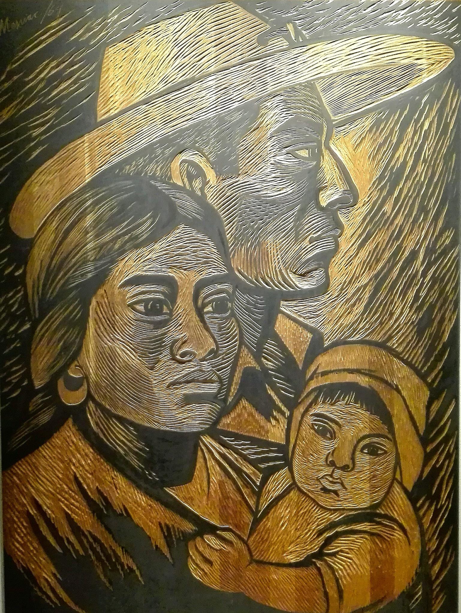 Wood family by Nestor Cid
