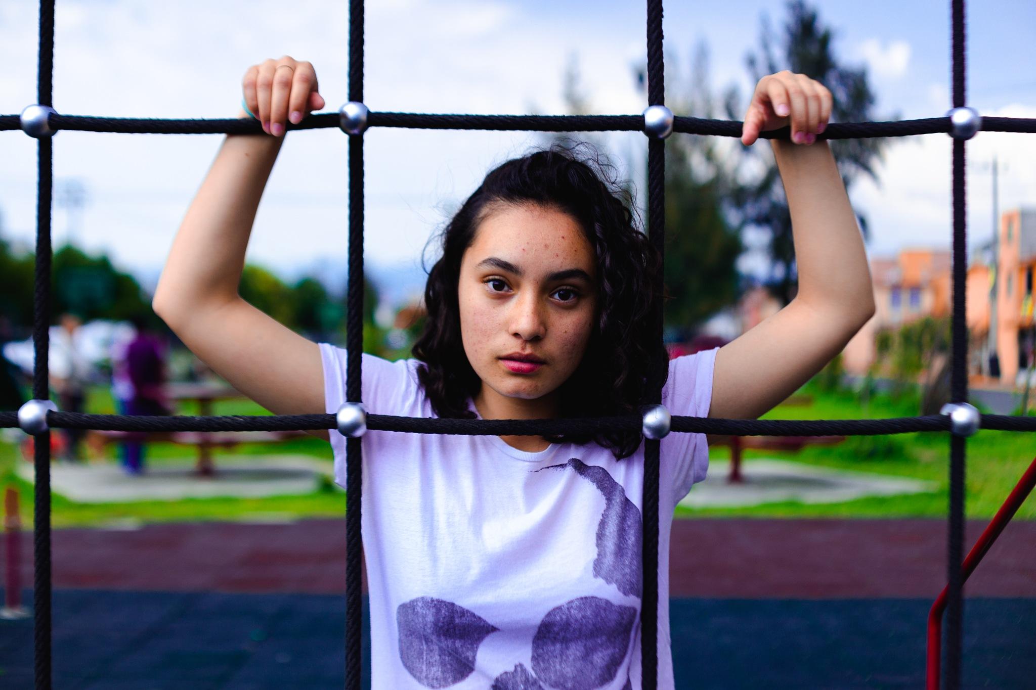 Simple girl by Eduardo Campos