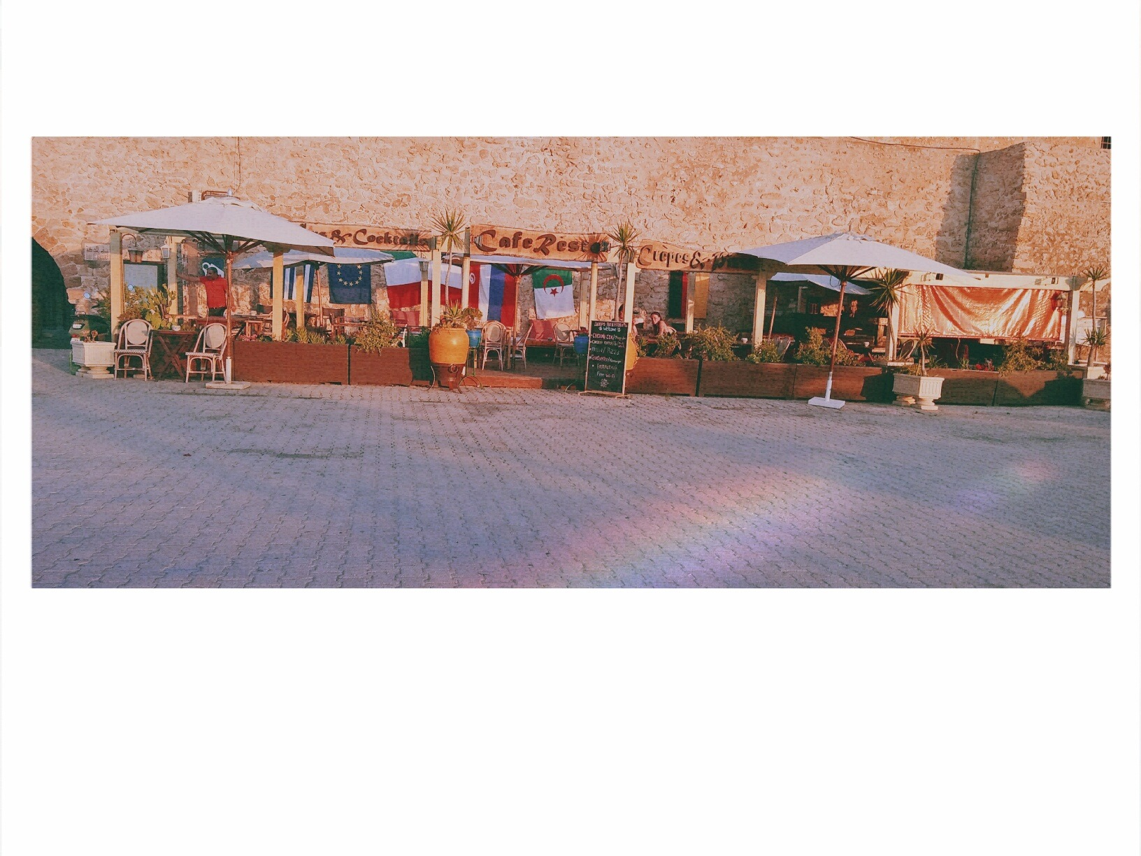 Tunisia  by Sarabicon
