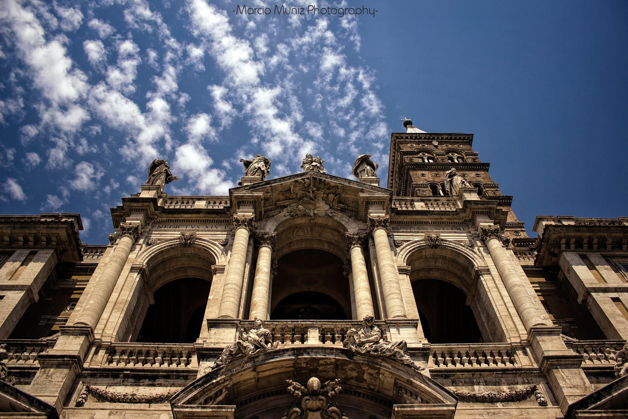 Basílica de Santa Prassede. by Marcio Muniz