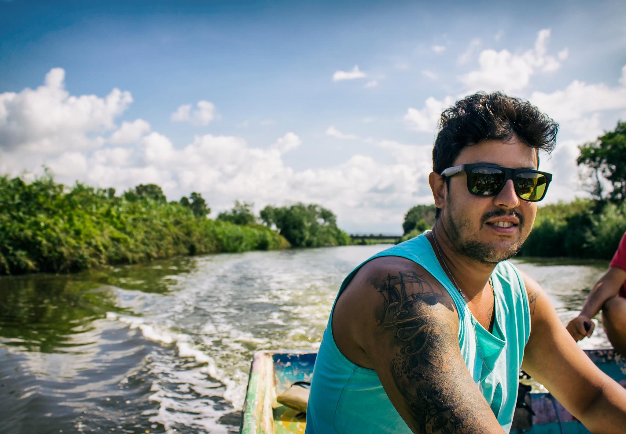 Amazing travel by Marcio Muniz