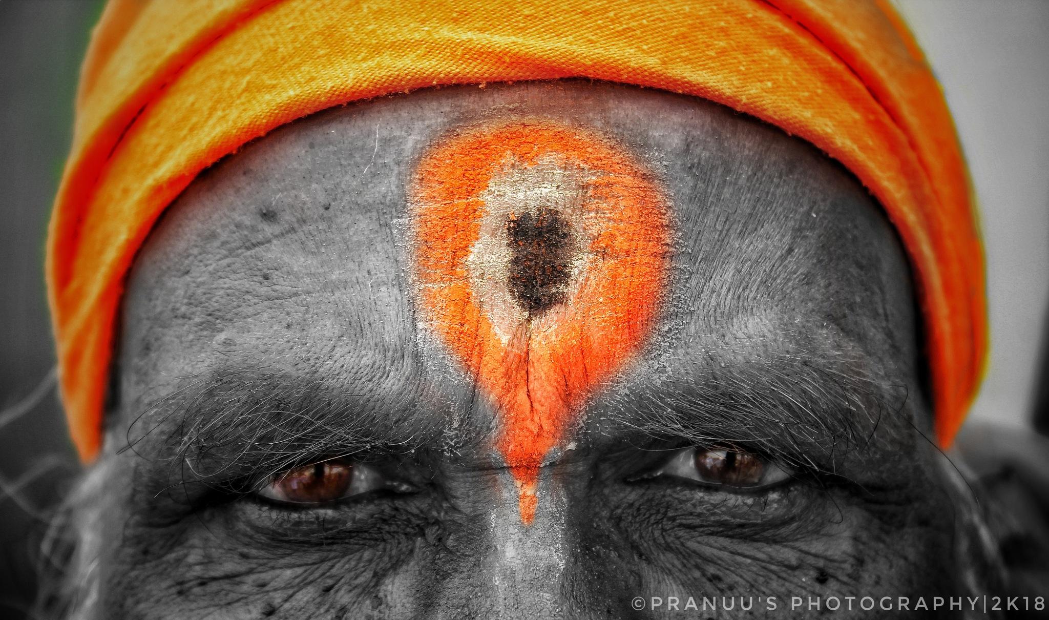 The Devotee.... by Praniket Ingawale