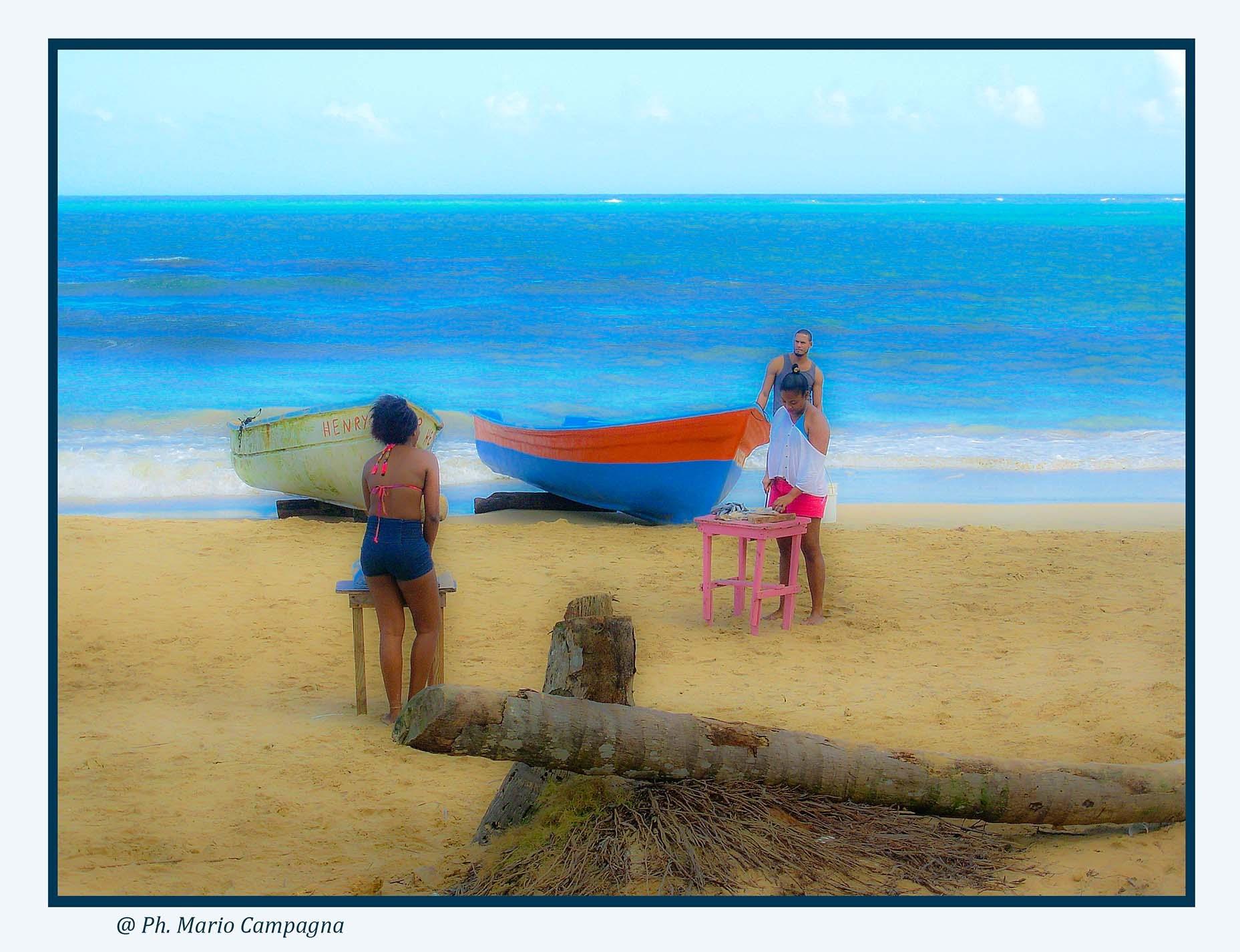 Las Terrenas (Rep. Dominicana) by mario campagna