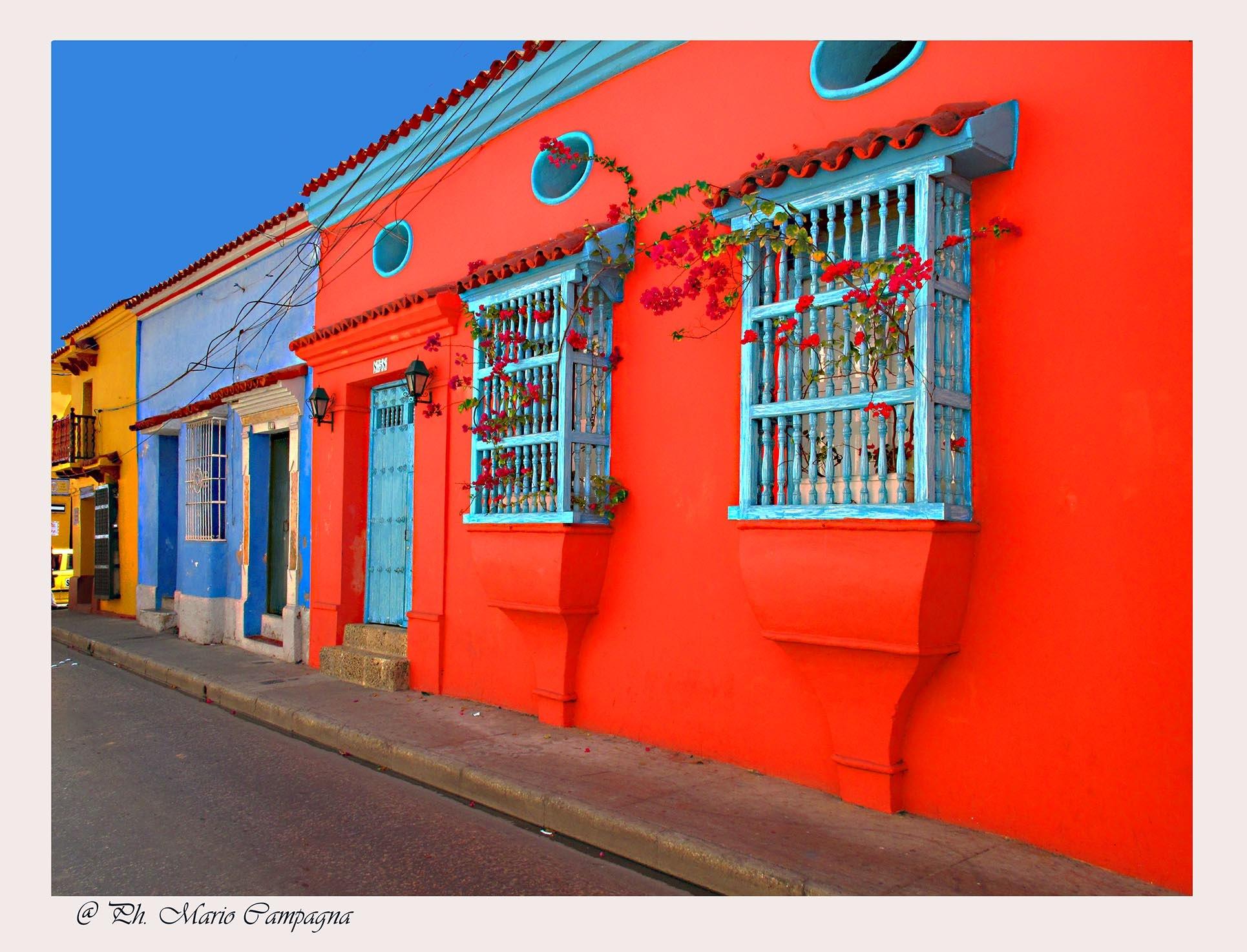 Cartagena de Indias (Colombia) by mario campagna