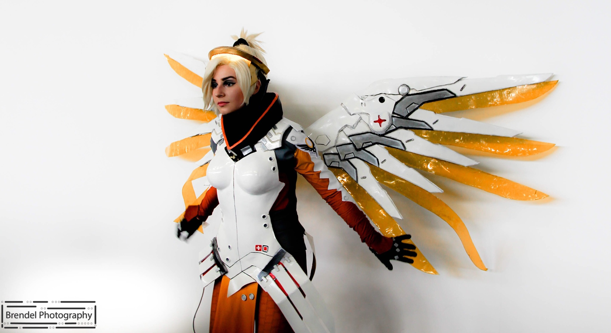 Overwatch Mercy Cosplay  by Brendel.Photography