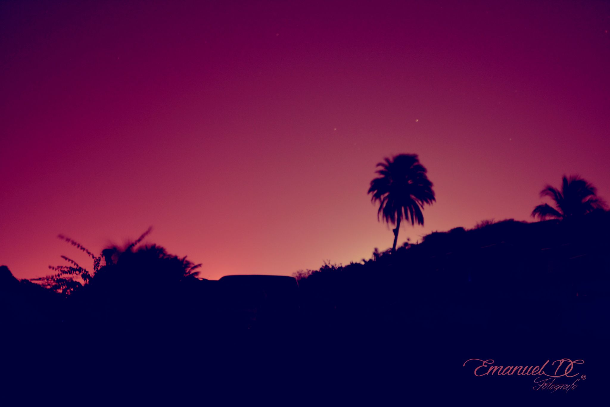 Silhouettes in the Night  by Emanuel DC