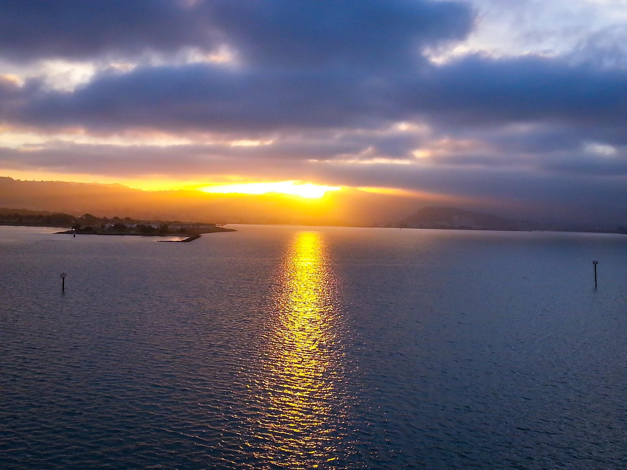 Sunrise by SIDDHESH