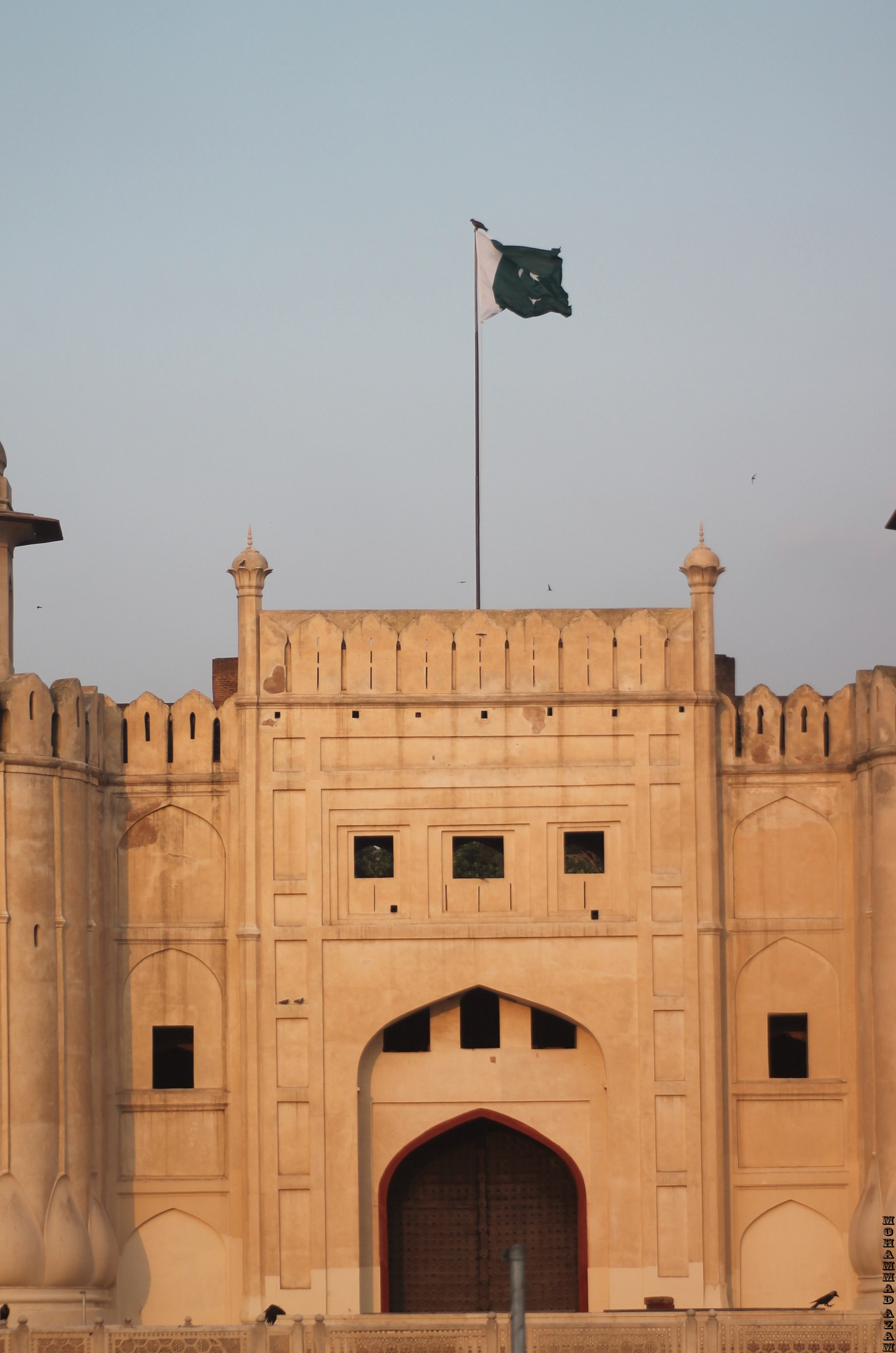 LAHORE FORT 107 by Mohammad Azam