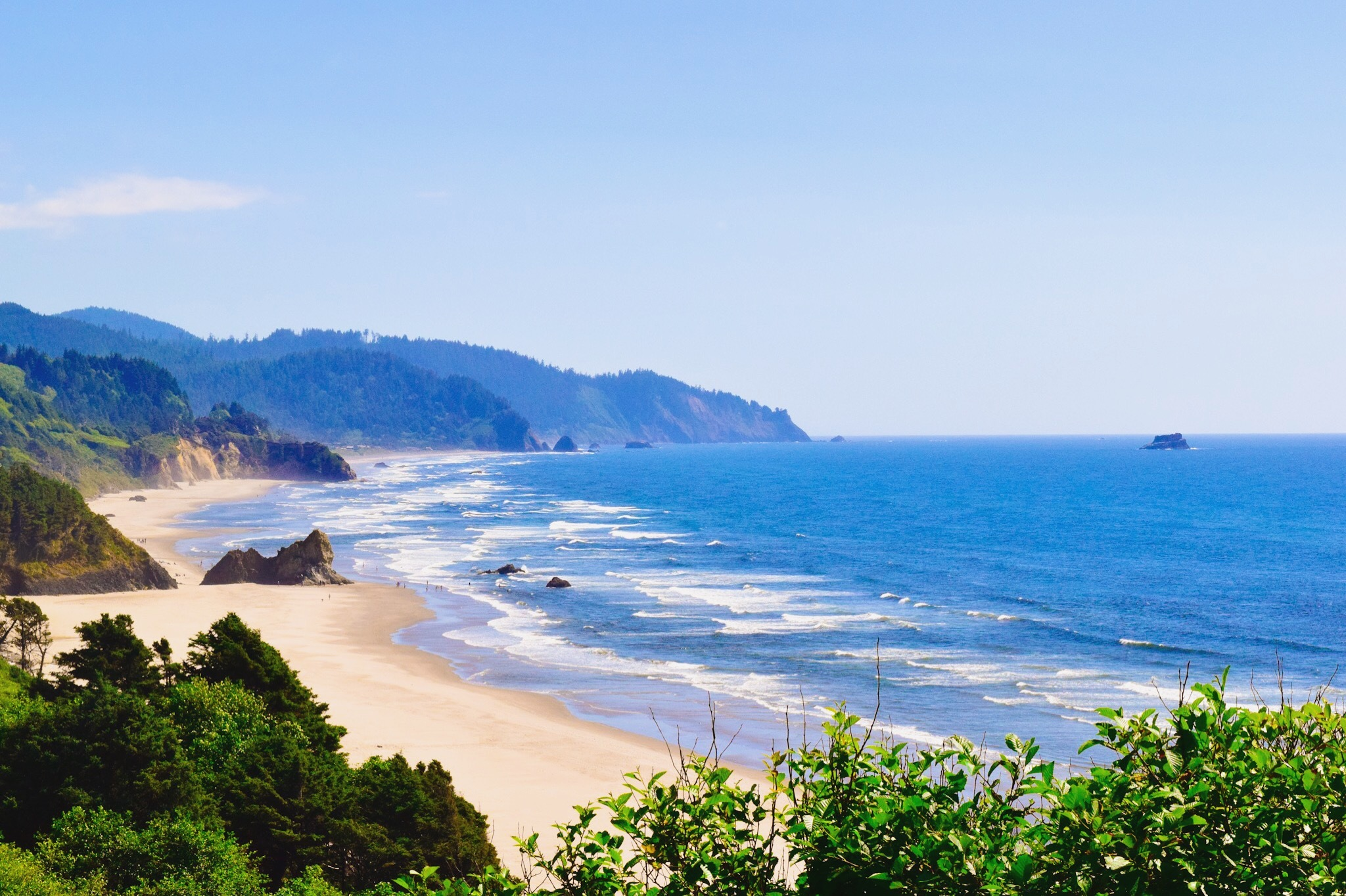 Oregon Coast by Casey Underwood