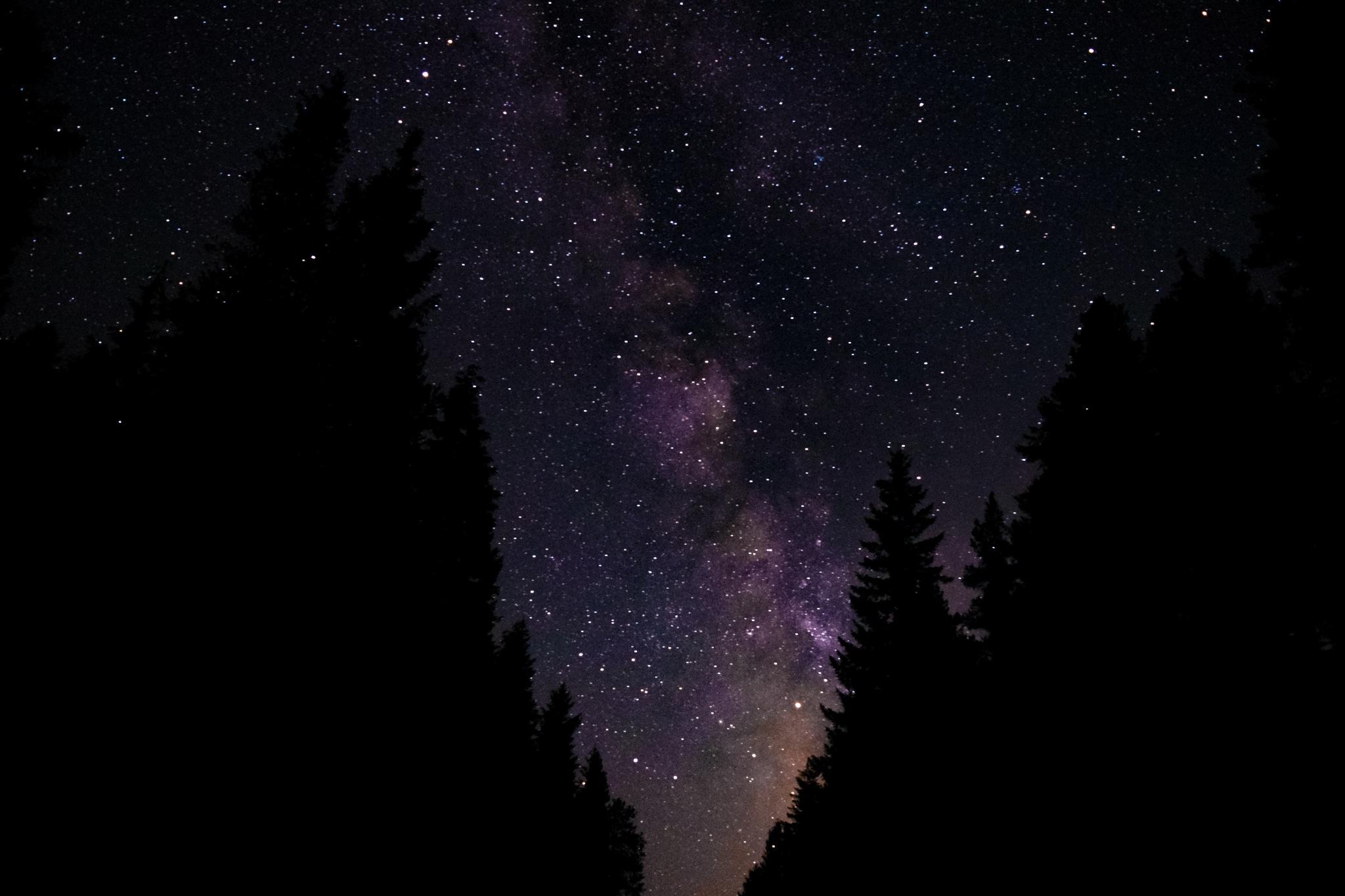 Milky Way by Casey Underwood