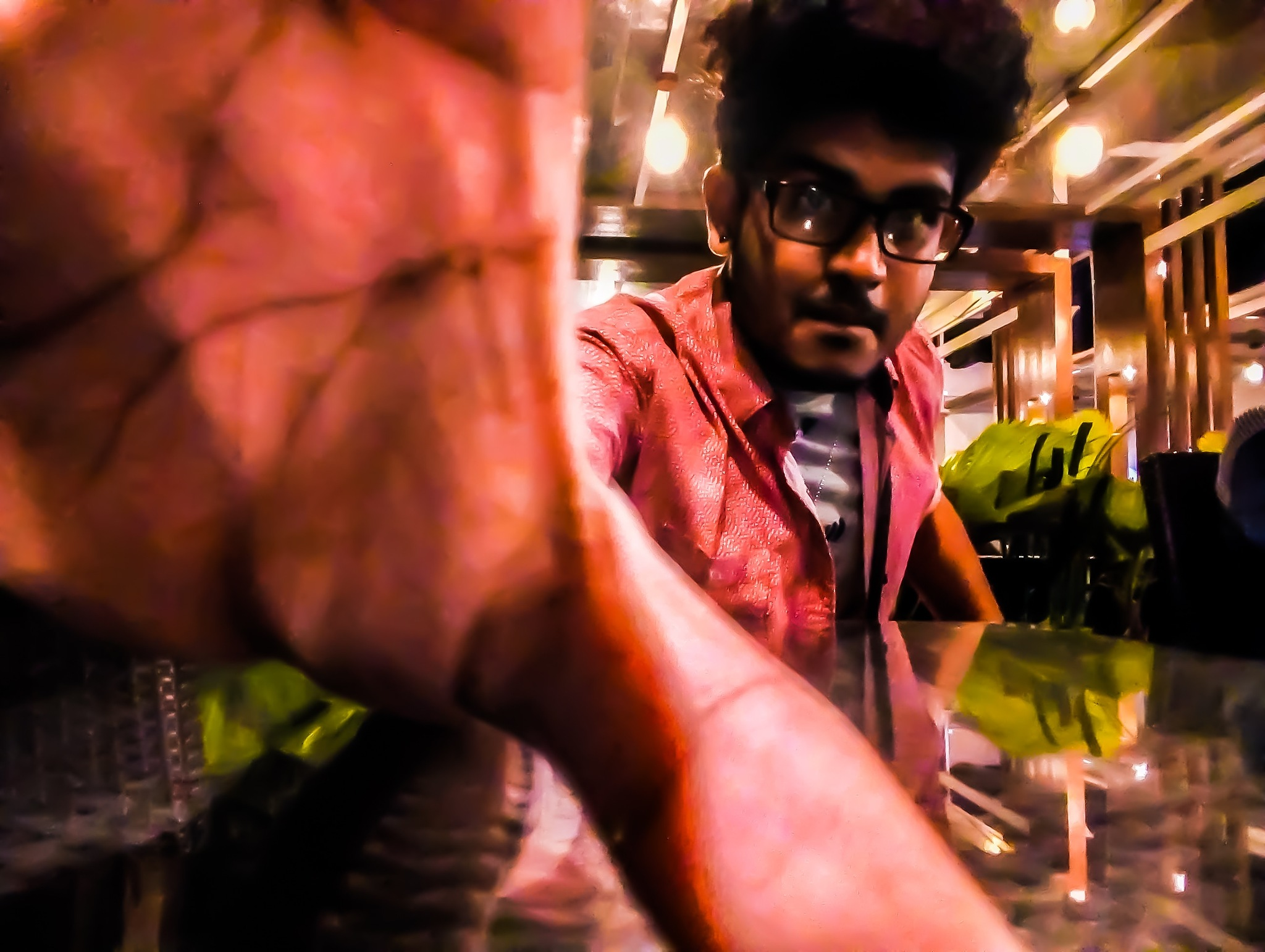 Photography addiction at peak even in selfie by Siva Arshan