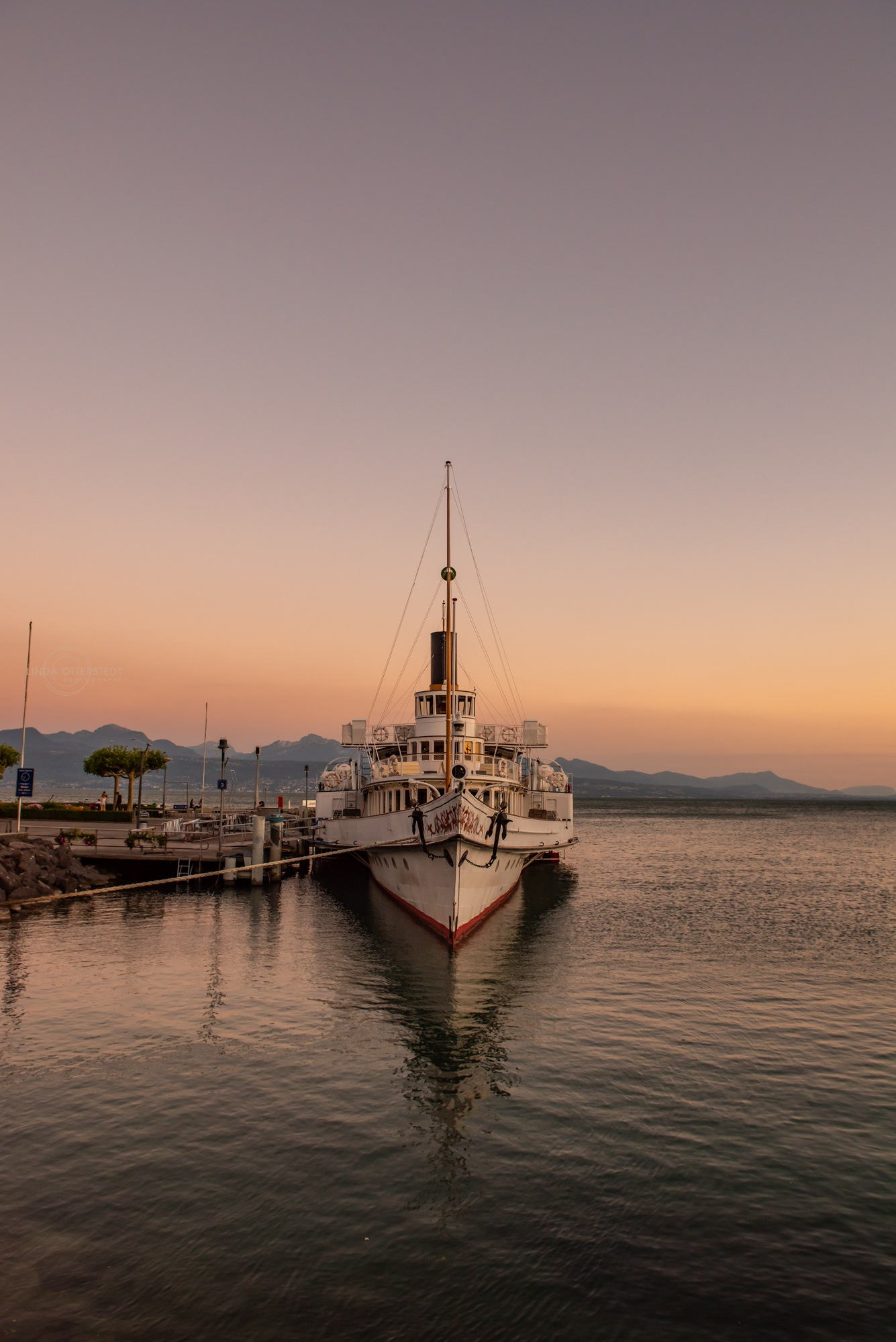 Lausanne - Lake Geneva by Worldphotographer