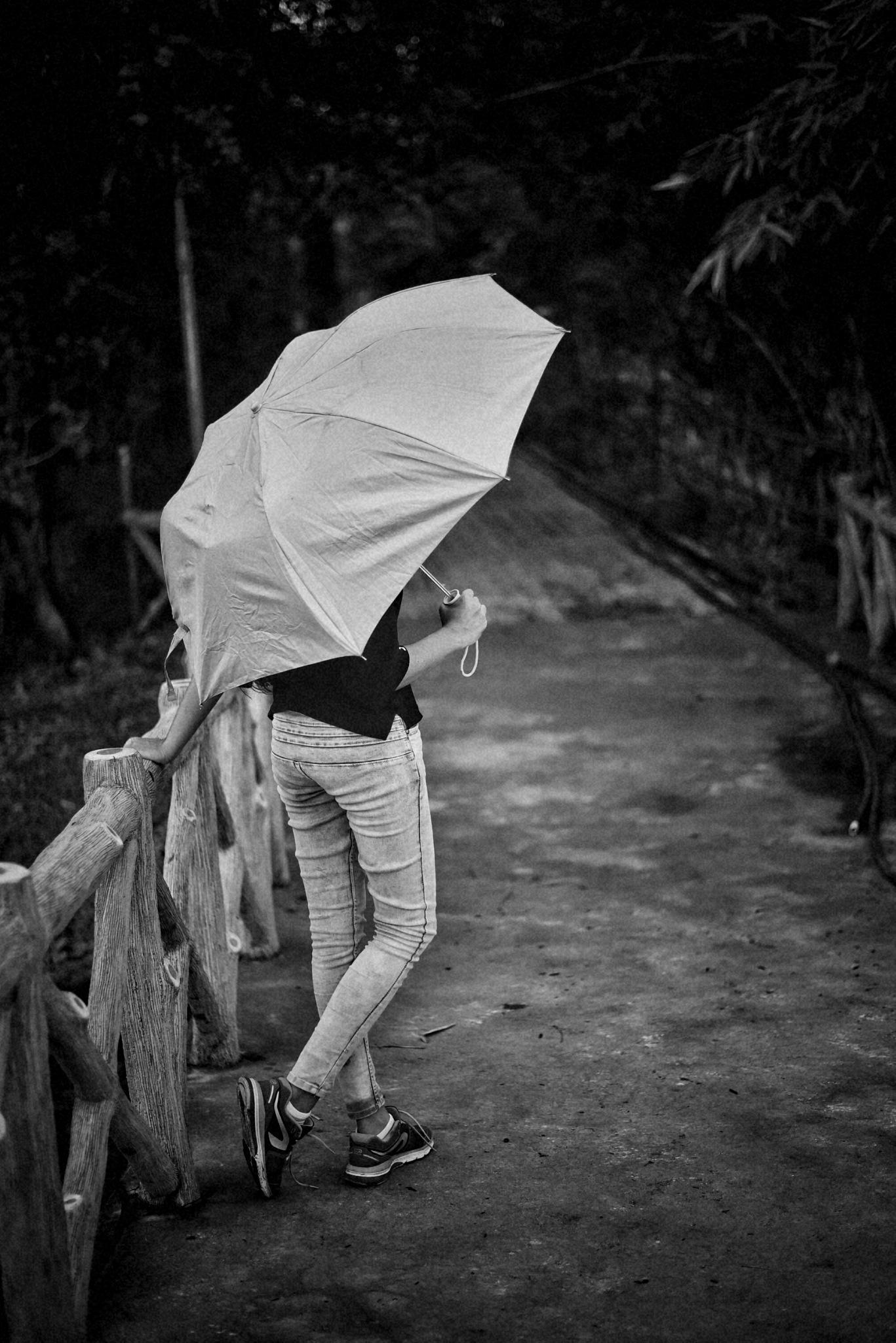 feel the rain by Surti Alok