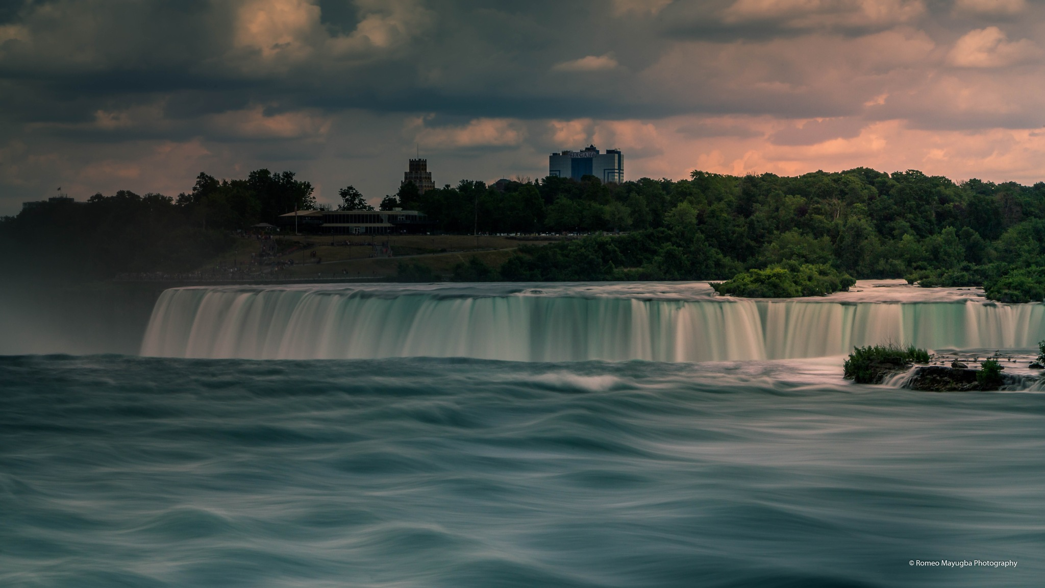 Falls by Romeo Mayugba Photography