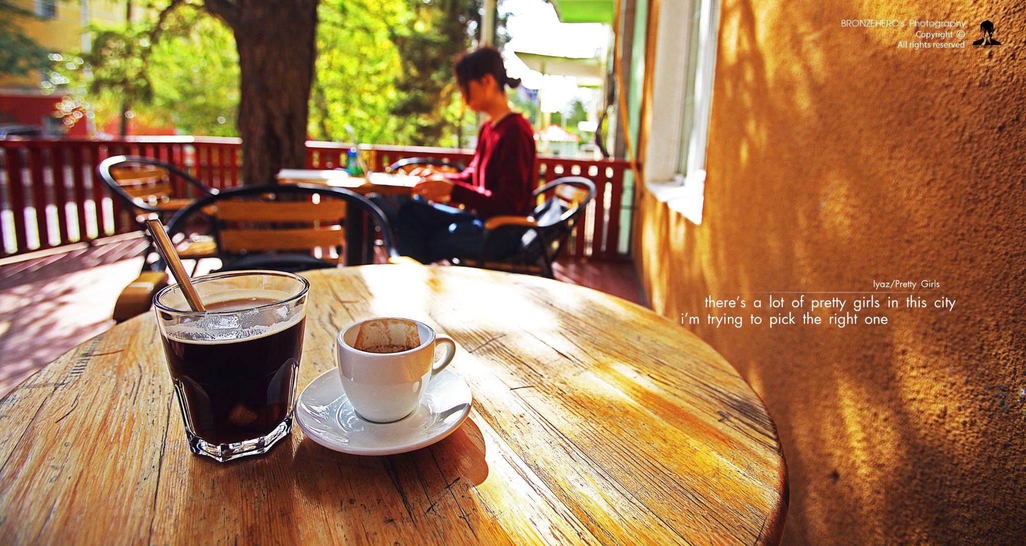 Cafe De Amor by BRONZEHERO