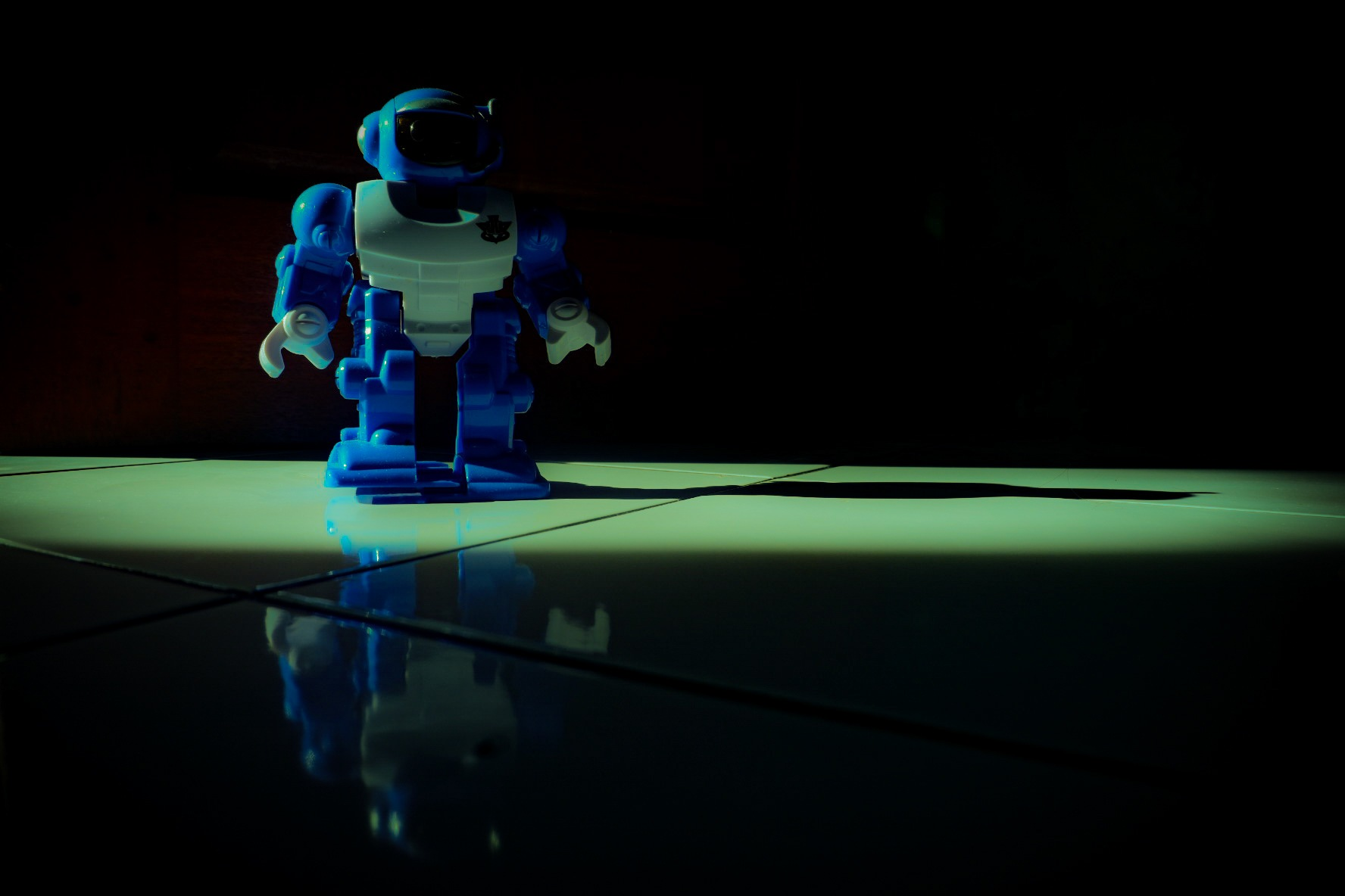 toy with shadow..  by Danang surya rahmandhani