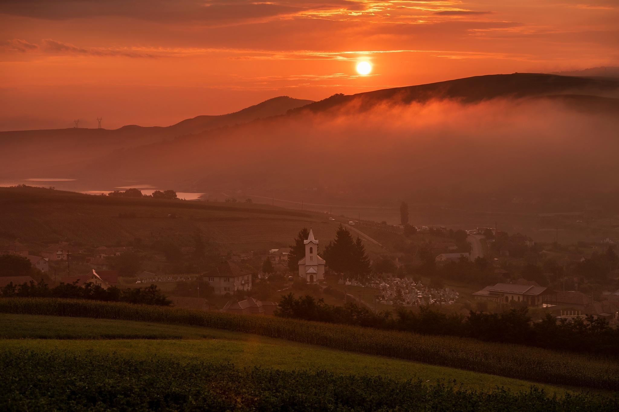 Zau de Campie , Romania  by Raul Gruics