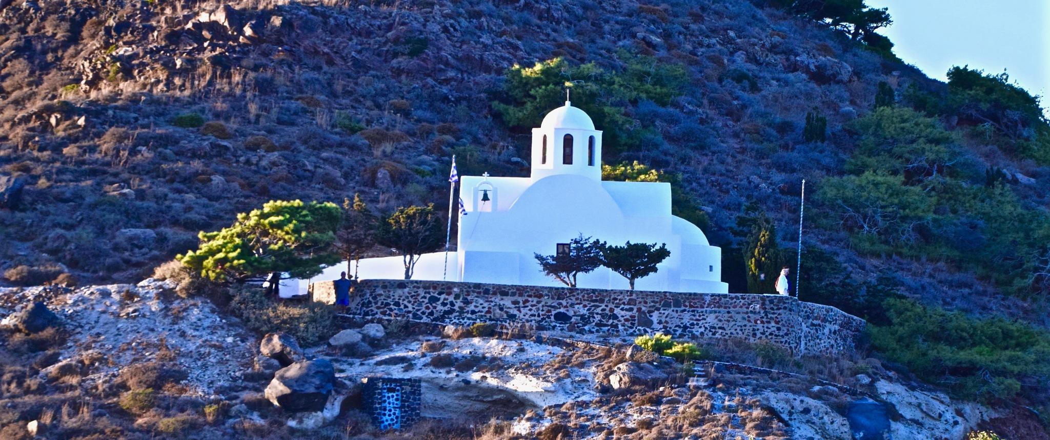 GREEK ORTHODOX CHURCH by Aca Markovic