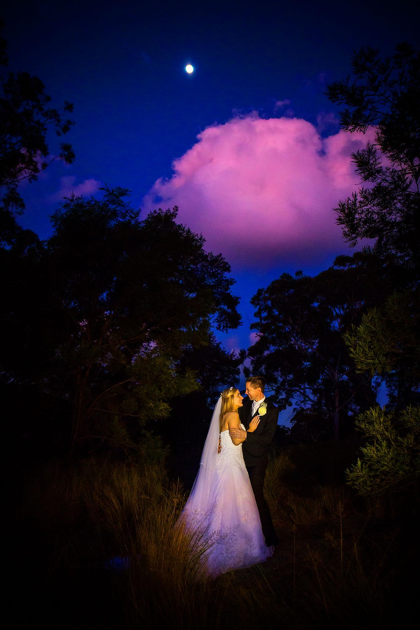 Fairy Floss Clouds by Peter Karp Photography