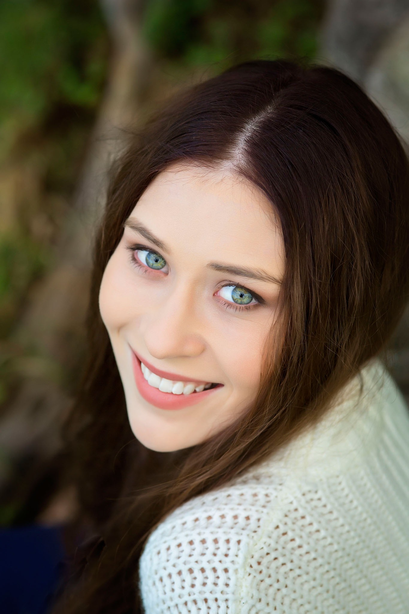 Green Eyed Beauty by Peter Karp Photography