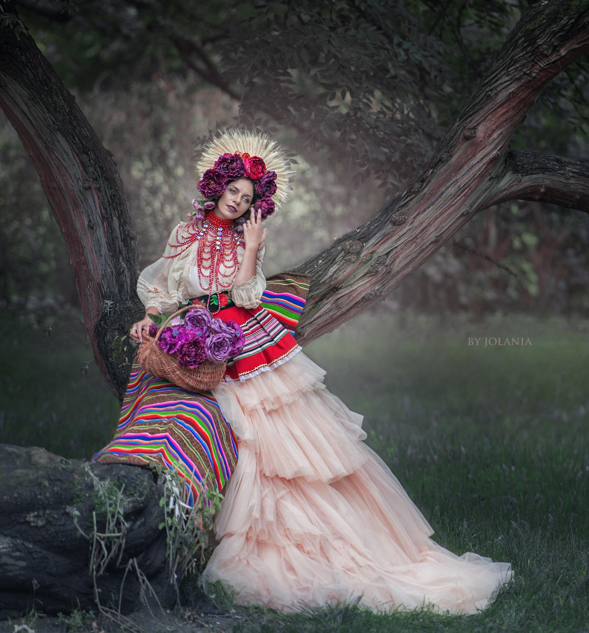 Polish Girl by Jolania