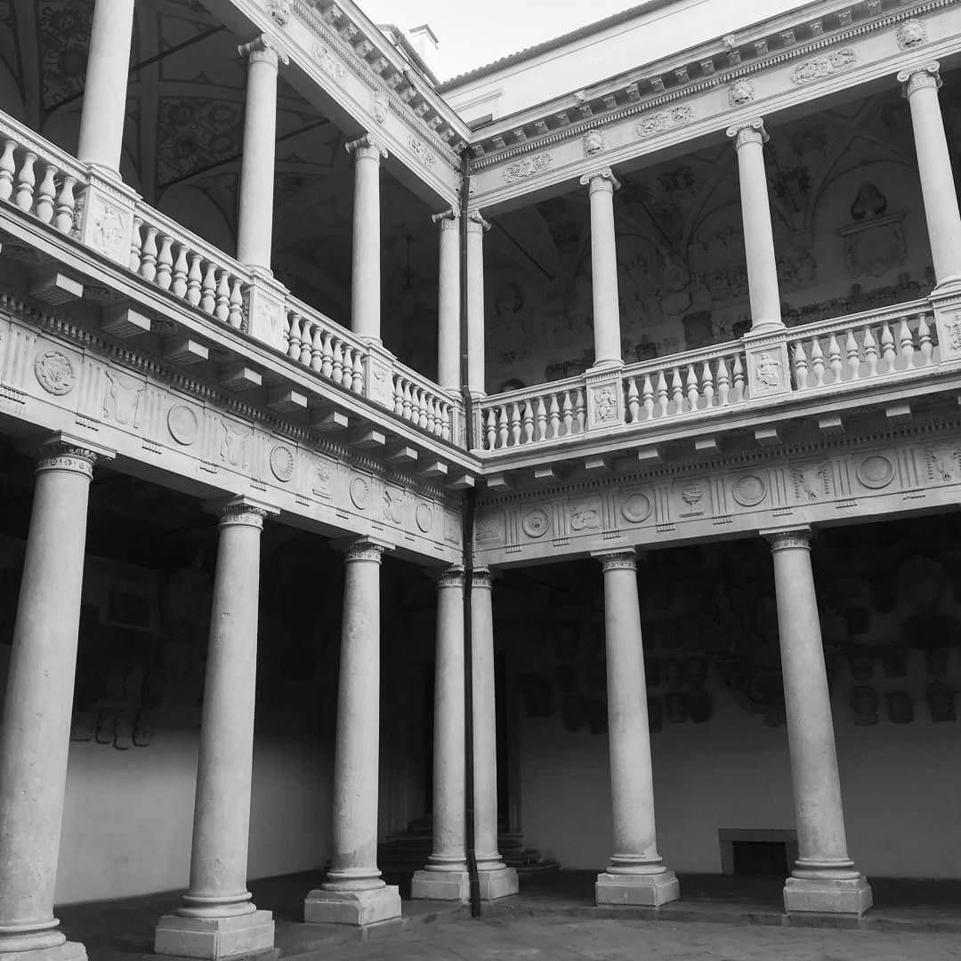 university of Padua  by Edda Donati