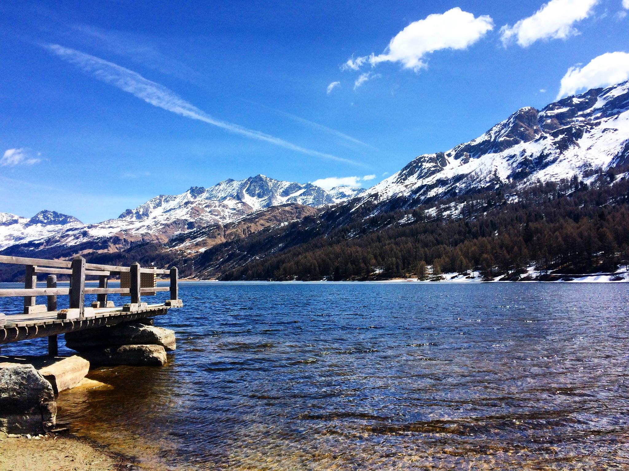 Lost in Switzerland !!  by Chinmaya Mishra